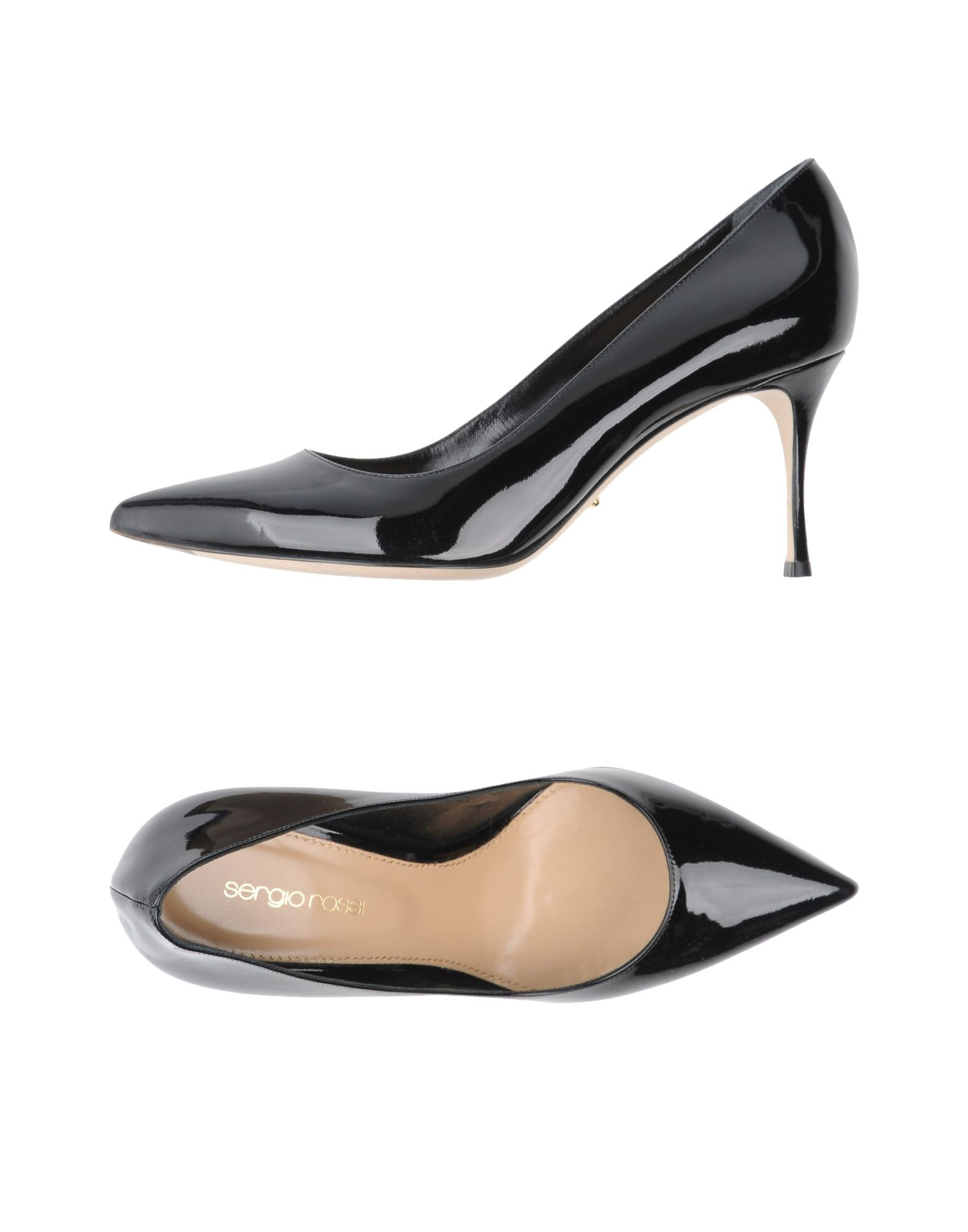 Rabatt Damen Schuhe Sergio Rossi Pumps Damen Rabatt  11248336GL a4bb73