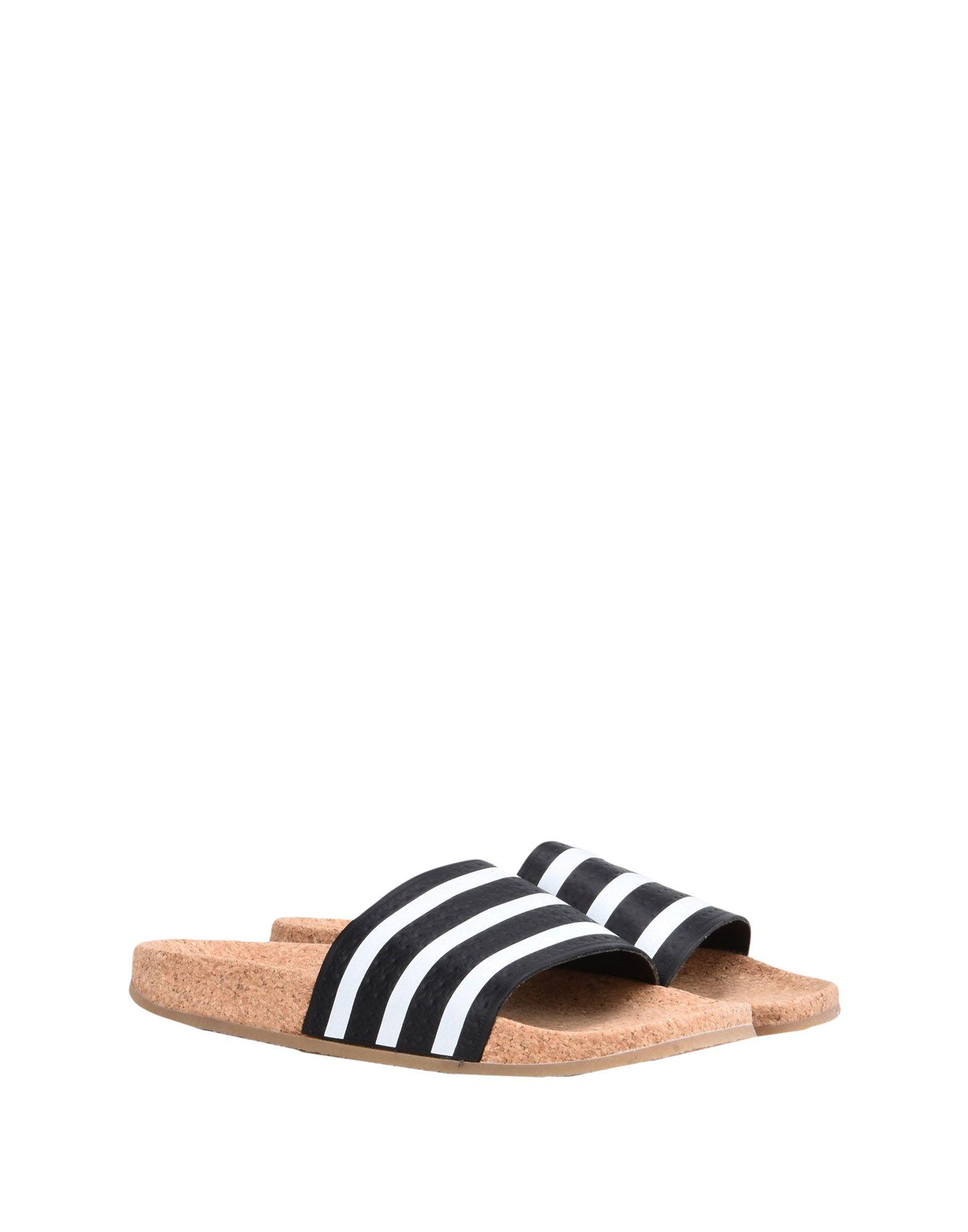 Sandales Adidas Originals Adilette Cork W - Femme - Sandales Adidas Originals sur