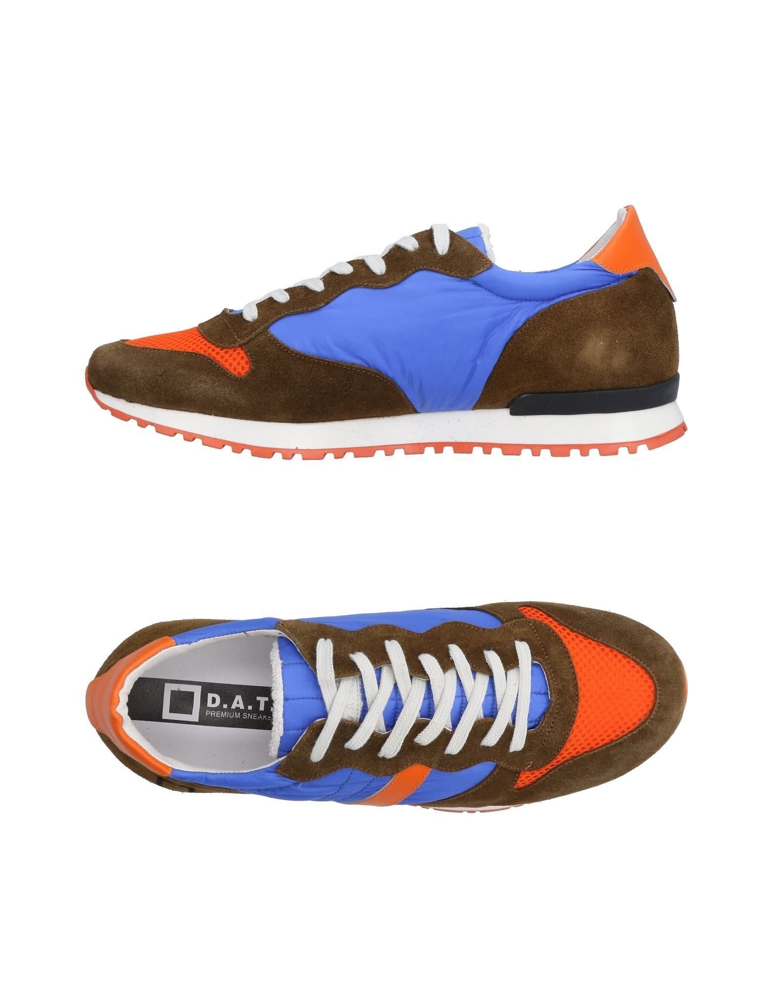 Haltbare Mode billige Schuhe D.A.T.E. Sneakers Herren  11248708SK Heiße Schuhe