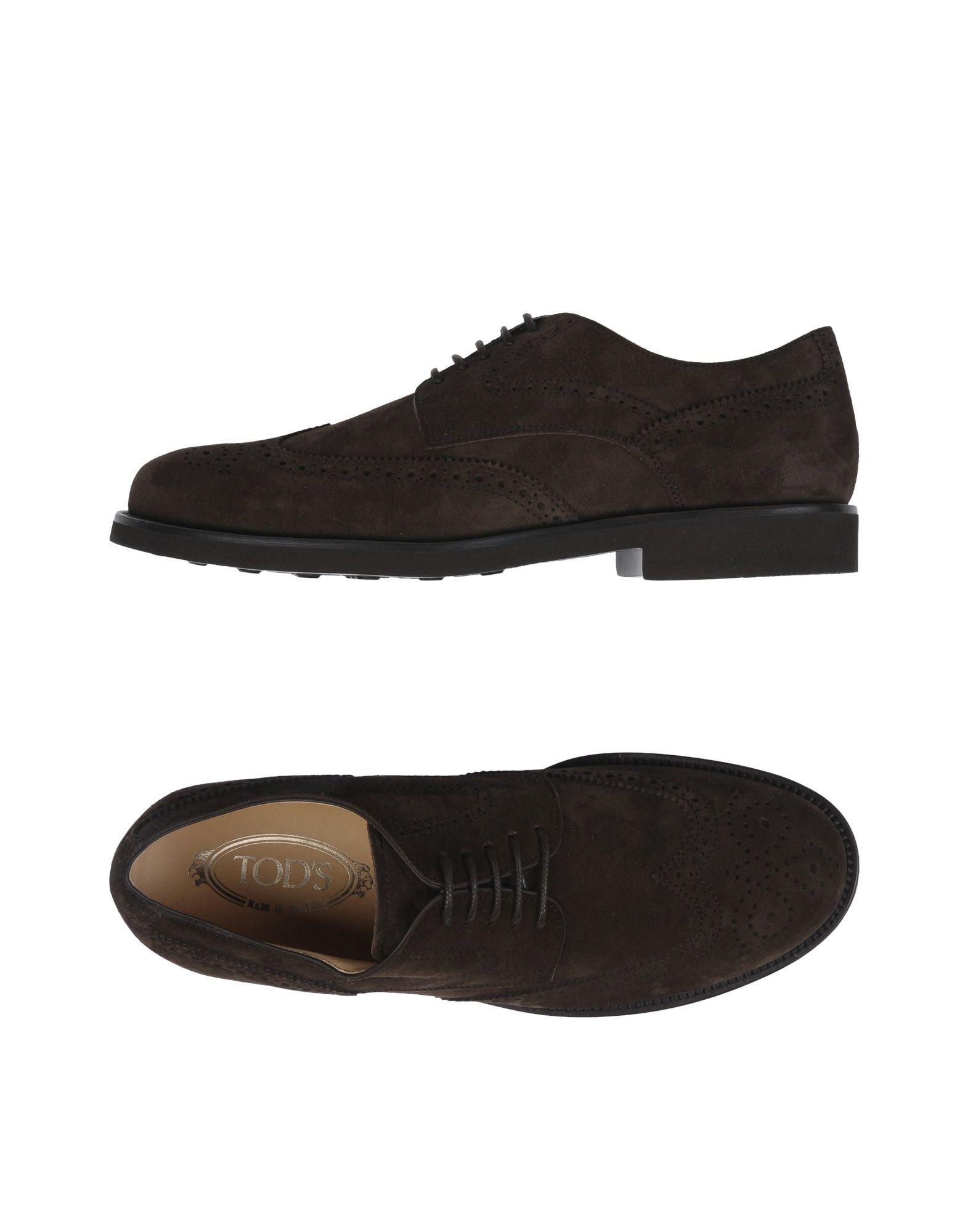 Tod's Schnürschuhe Herren  11248862FQ Gute Qualität beliebte Schuhe