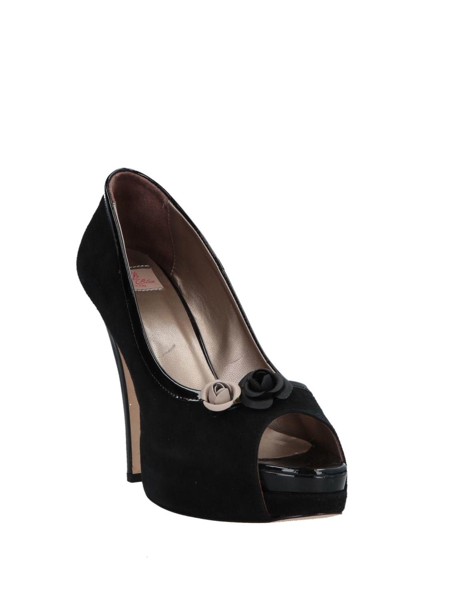 Stilvolle Blau billige Schuhe Betty Blau Stilvolle Pumps Damen  11249064JQ 950450