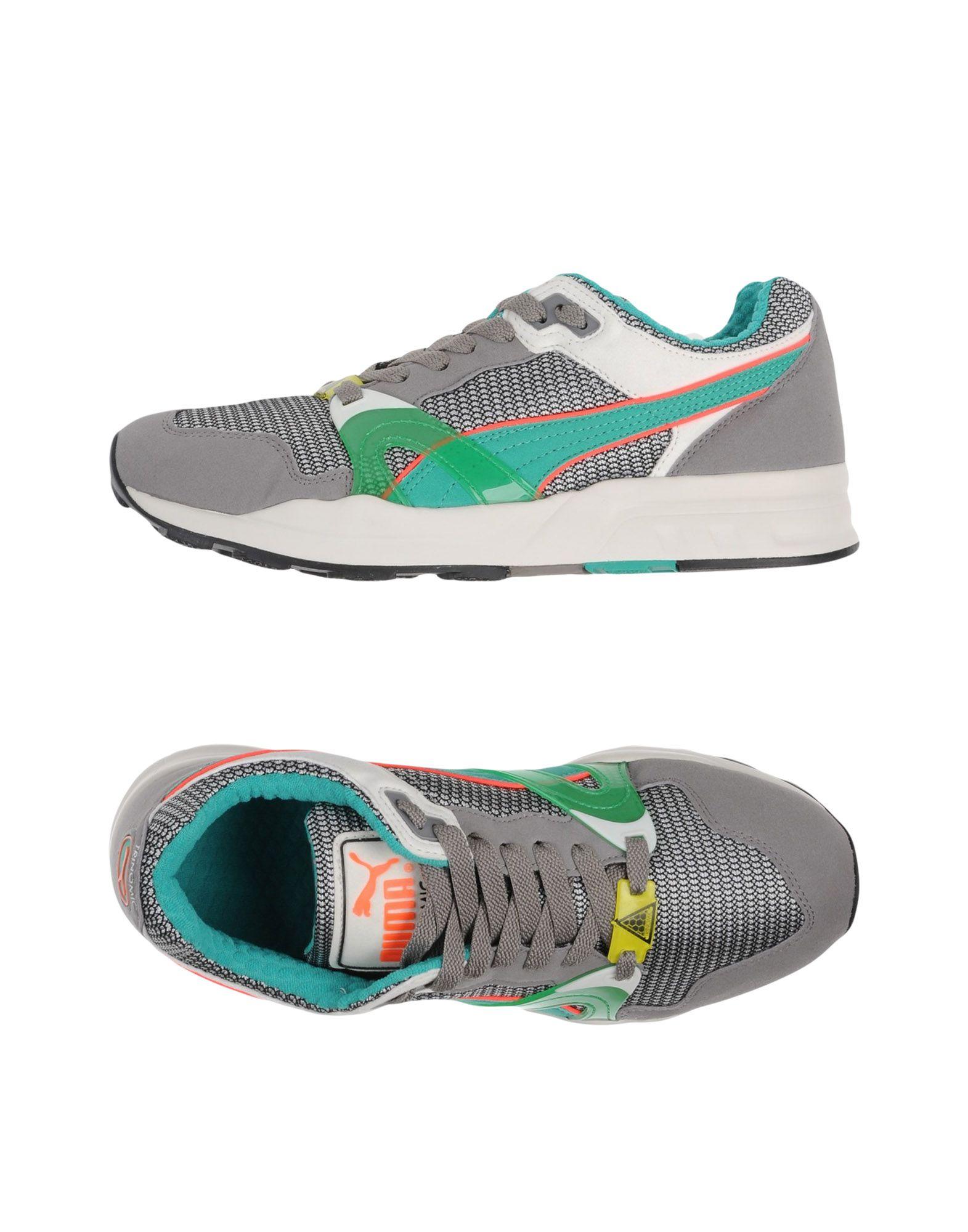 Rabatt echte Schuhe Puma Sneakers Herren  11249065PJ