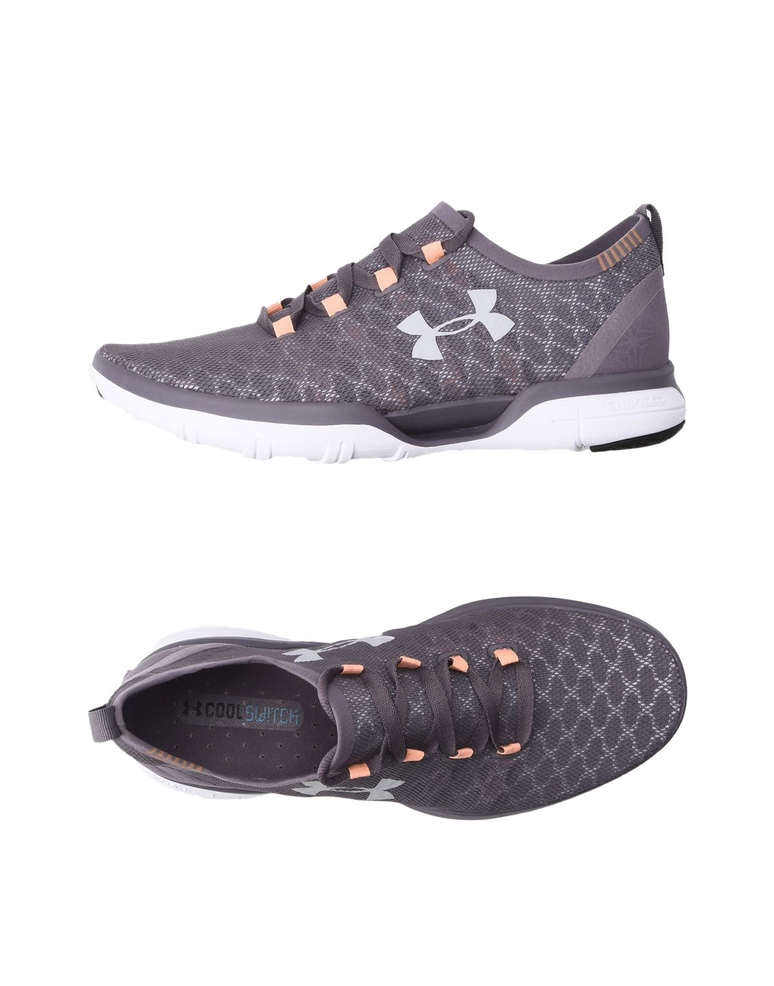 Baskets Under Armour Ua W Charged Coolswitch Run - Femme - Baskets Under Armour Noir Meilleur modèle de vente