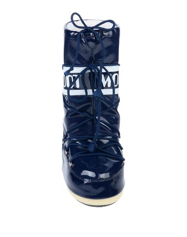 Boot Foncé Moon Bleu Bottes Moon Boot n7WwqqEPY
