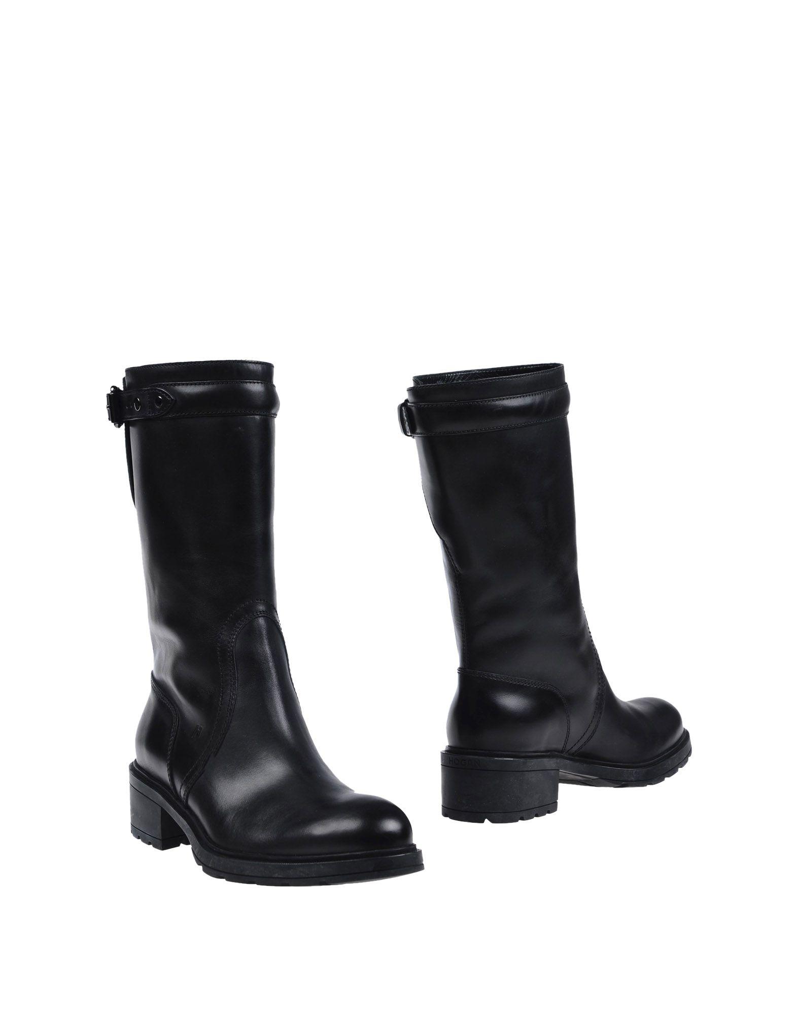 Haltbare Mode billige Schuhe Hogan Stiefel Damen  11249717XR Heiße Schuhe