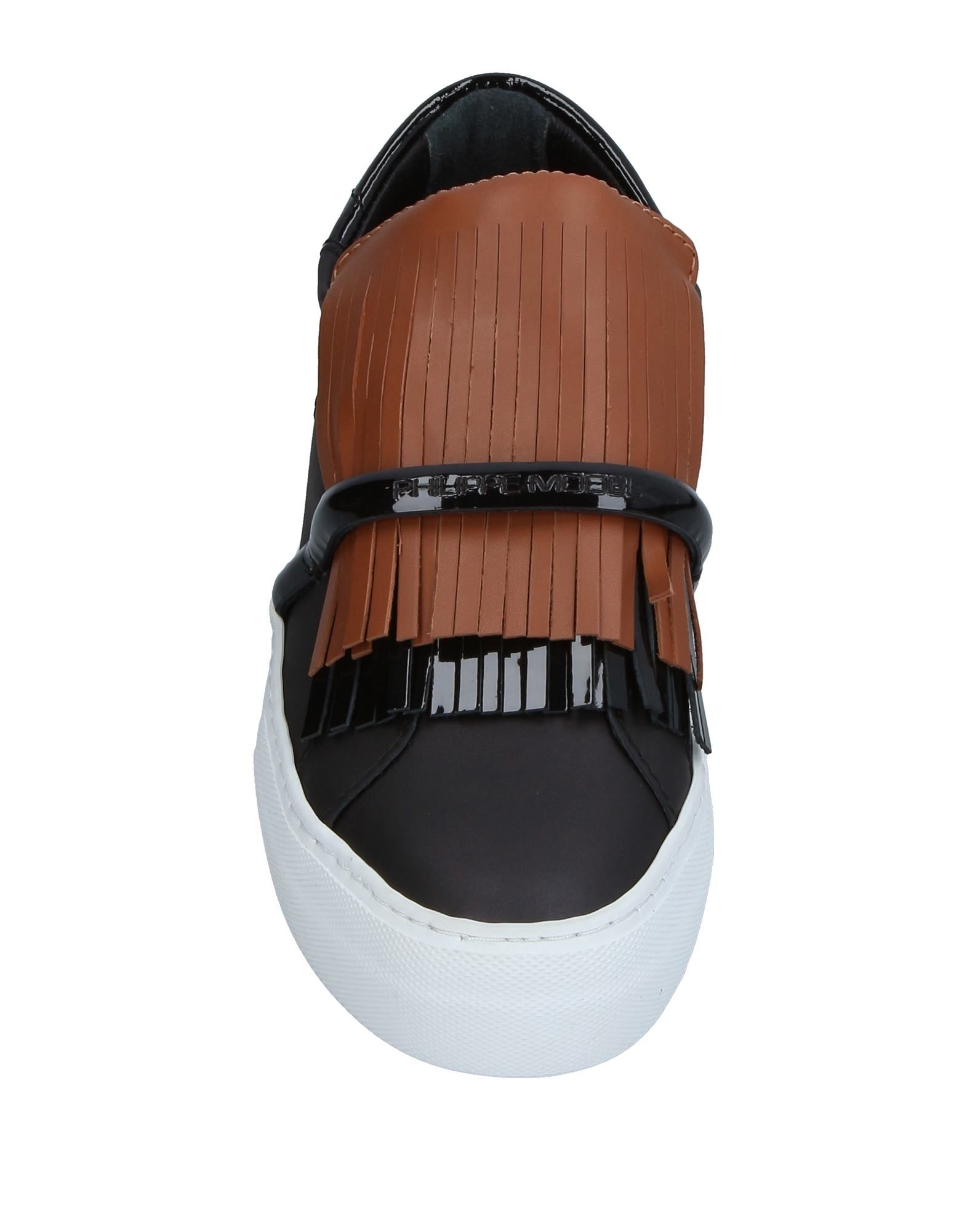Philippe Model aussehende Sneakers Damen  11250352APGut aussehende Model strapazierfähige Schuhe 4176b7