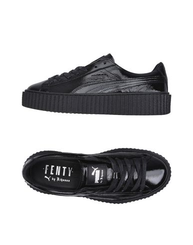 Fenty Puma By Rihanna Creeper Wrinkled Patent - Sneakers - Women ... f13a3b180
