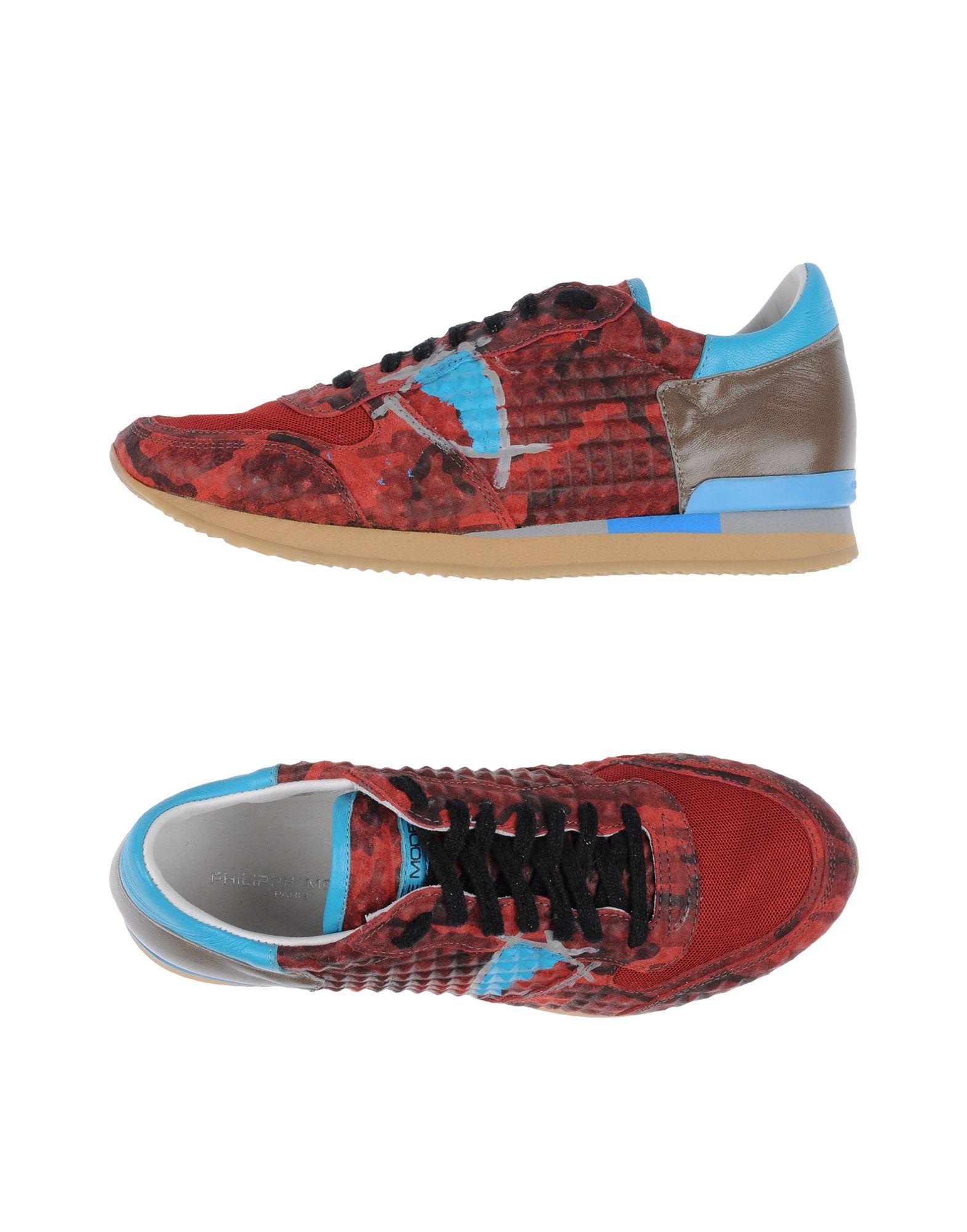 Philippe Model Gute Sneakers Herren  11250404VO Gute Model Qualität beliebte Schuhe c50f54