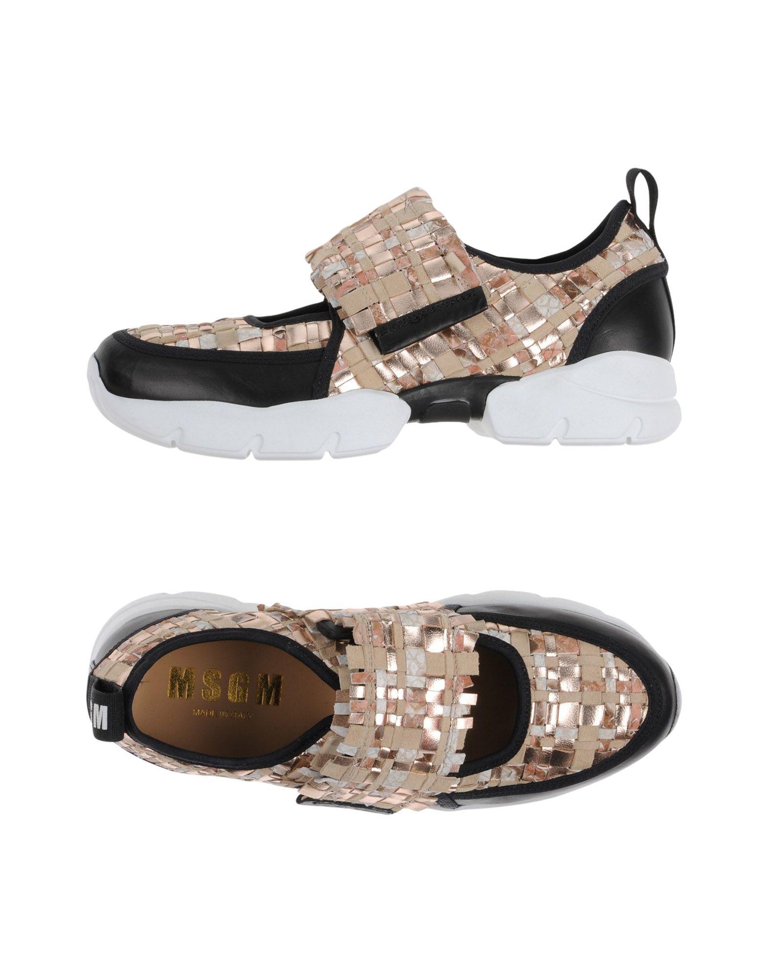 Msgm Sneakers - Women Women Women Msgm Sneakers online on  United Kingdom - 11250478MK 48248b