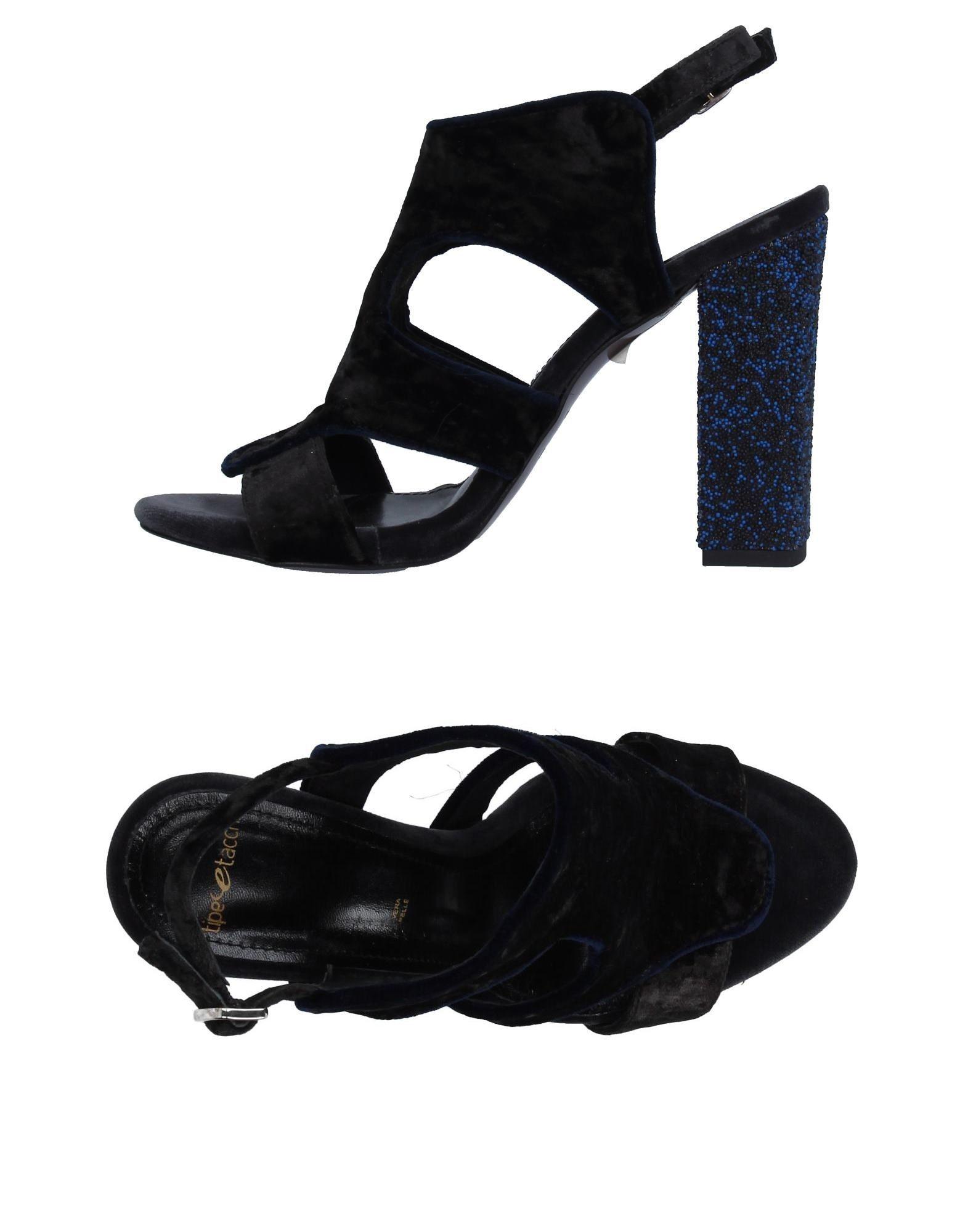 Tipe E Tacchi Sandalen Damen Schuhe  11250497FA Neue Schuhe Damen dfca4f
