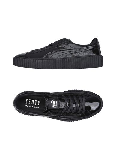 bf190a3b0 Fenty Puma By Rihanna Creeper Cracked Leather Men - Sneakers - Men ...
