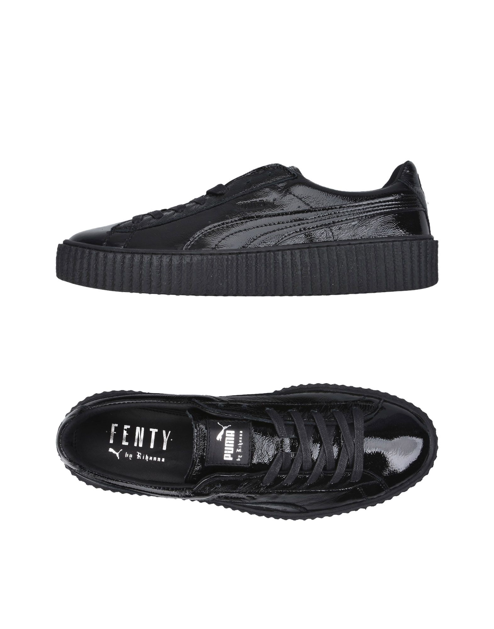 Fenty Puma Leather By Rihanna Creeper Cracked Leather Puma Men  11250500SS Gute Qualität beliebte Schuhe 3d49fa
