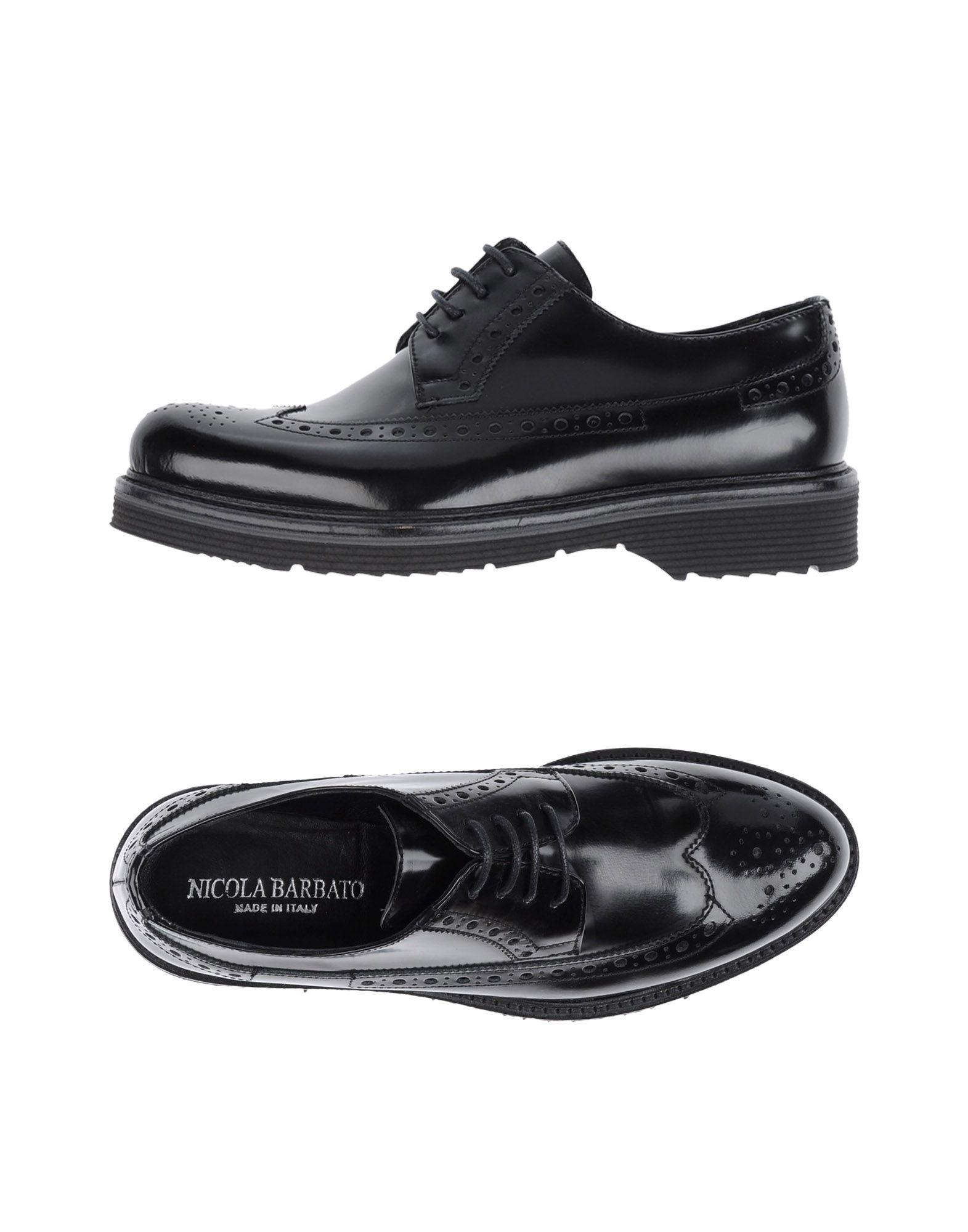 Nicola Barbato Schnürschuhe Damen  11250723ES Gute Qualität beliebte Schuhe