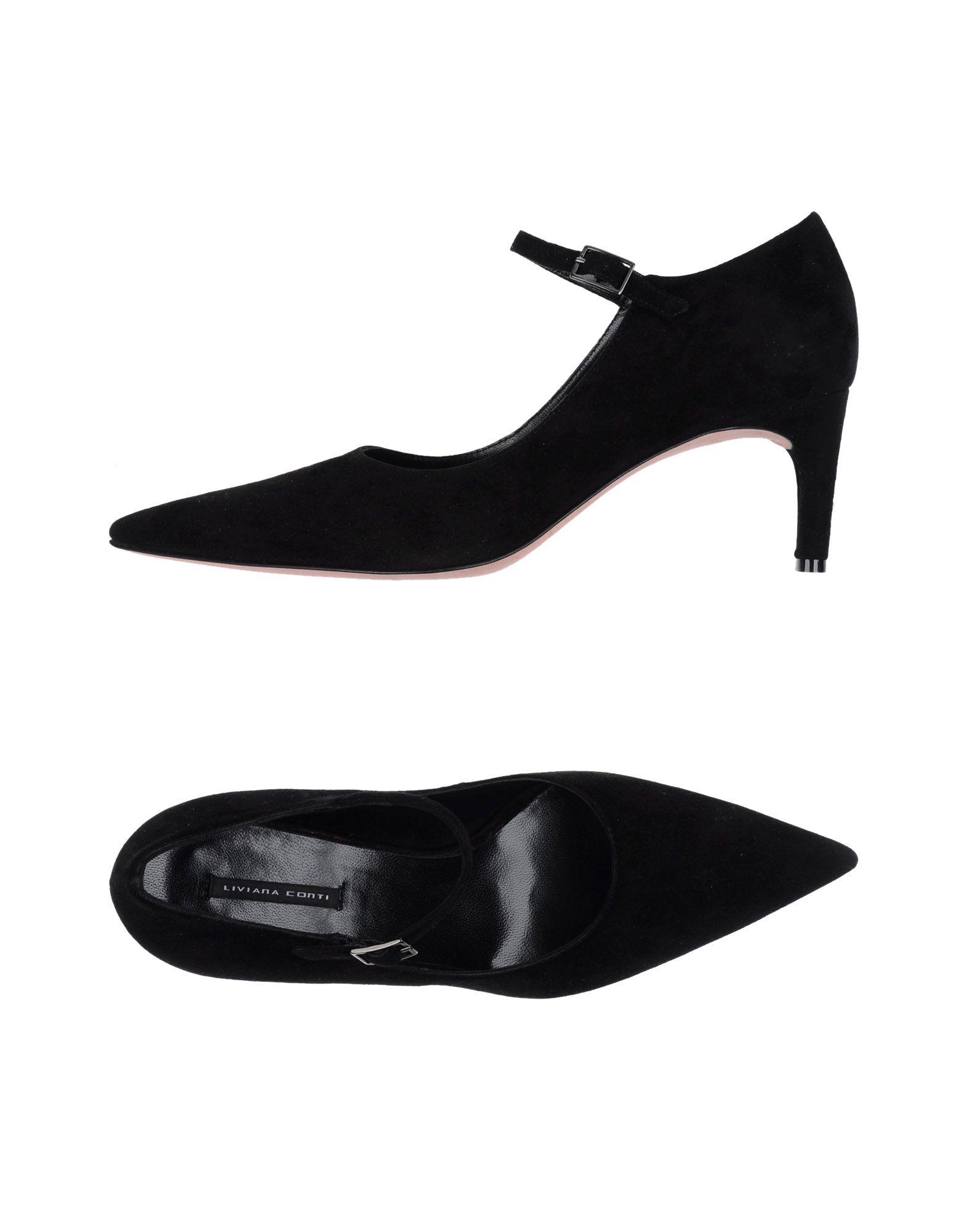 Stilvolle billige Schuhe Liviana Conti Pumps Damen  11250742NP
