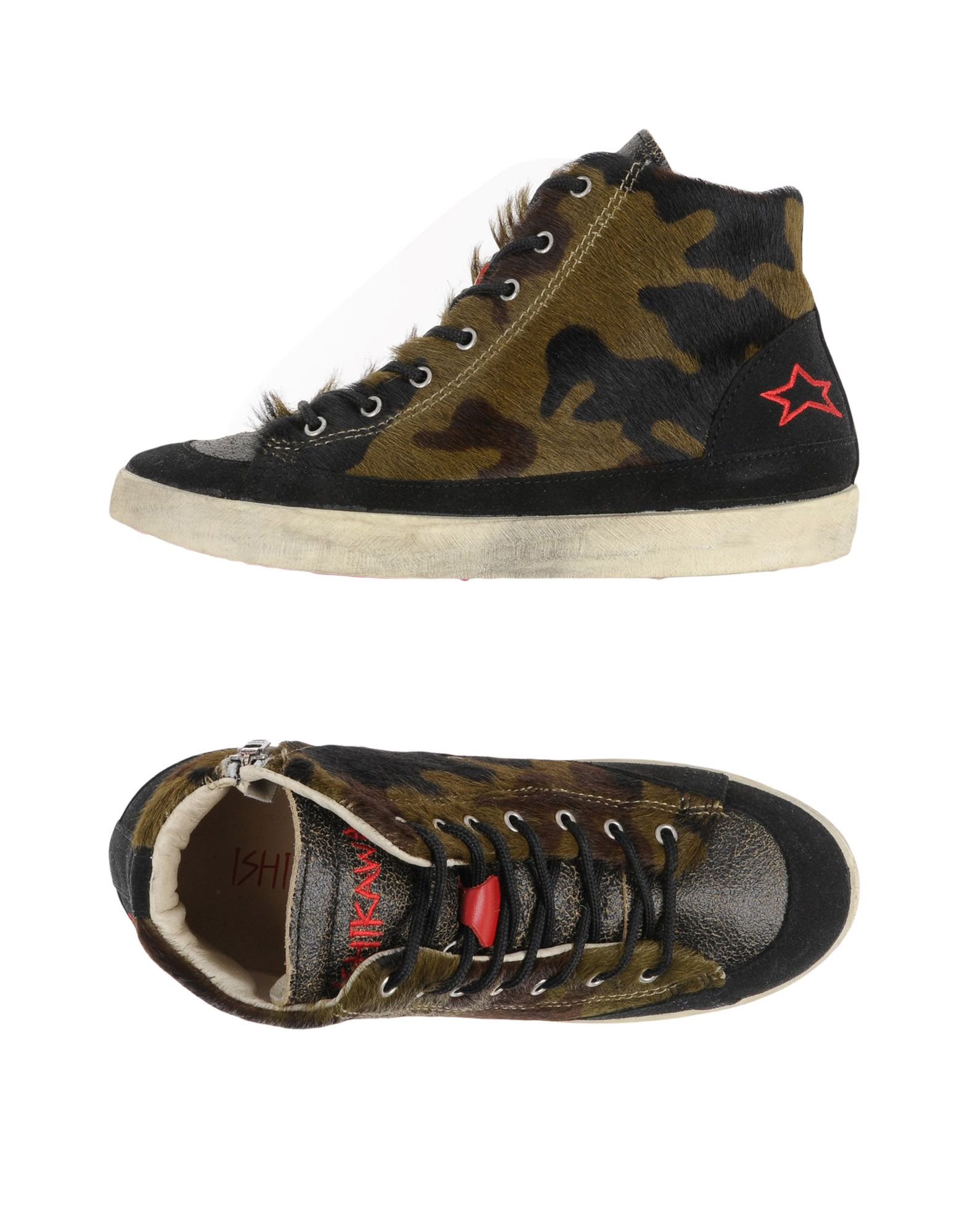 Moda Sneakers Ishikawa Donna - 11250753AB