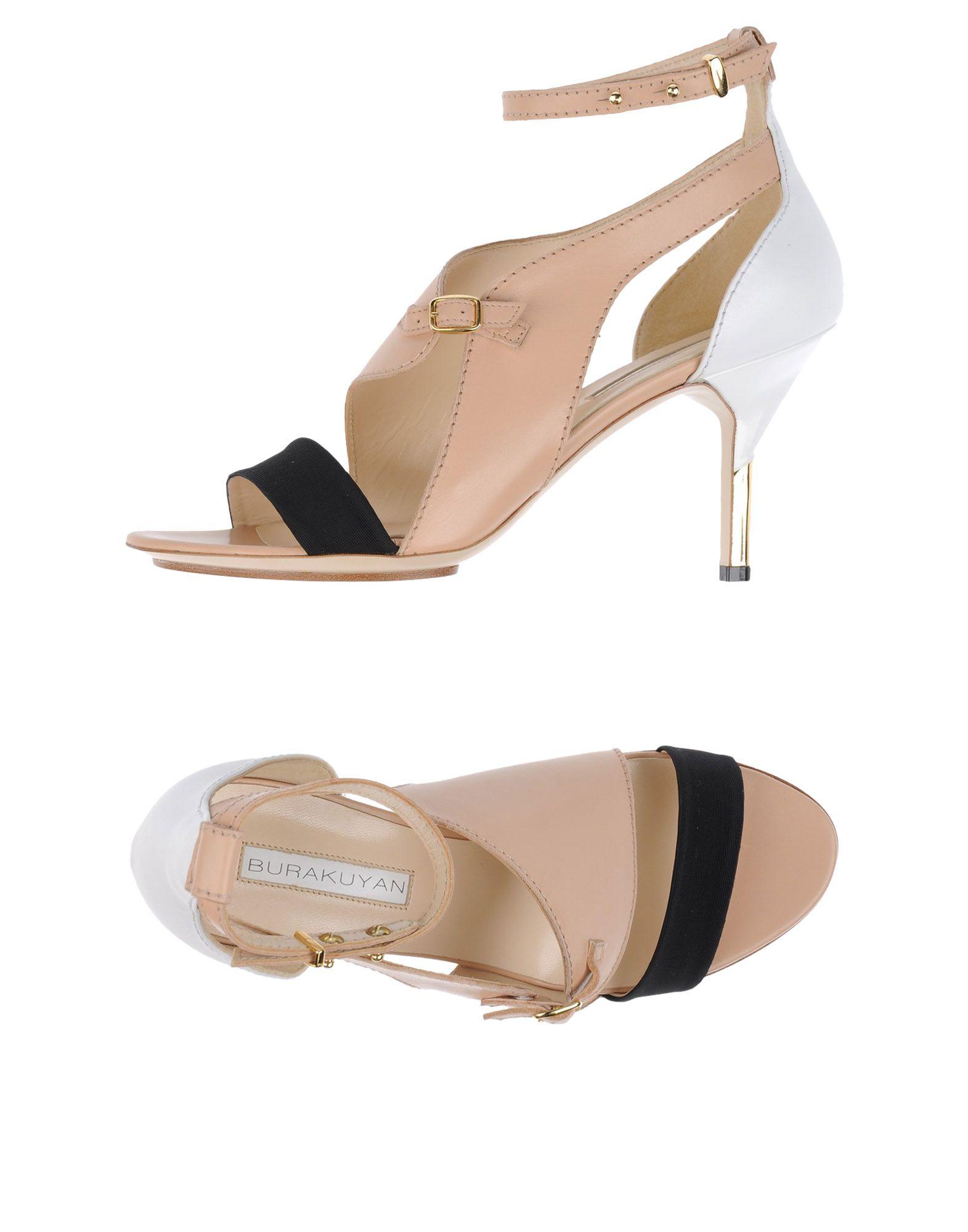 Burak Damen Uyan Sandalen Damen Burak  11250811SX Neue Schuhe 9ca3ad