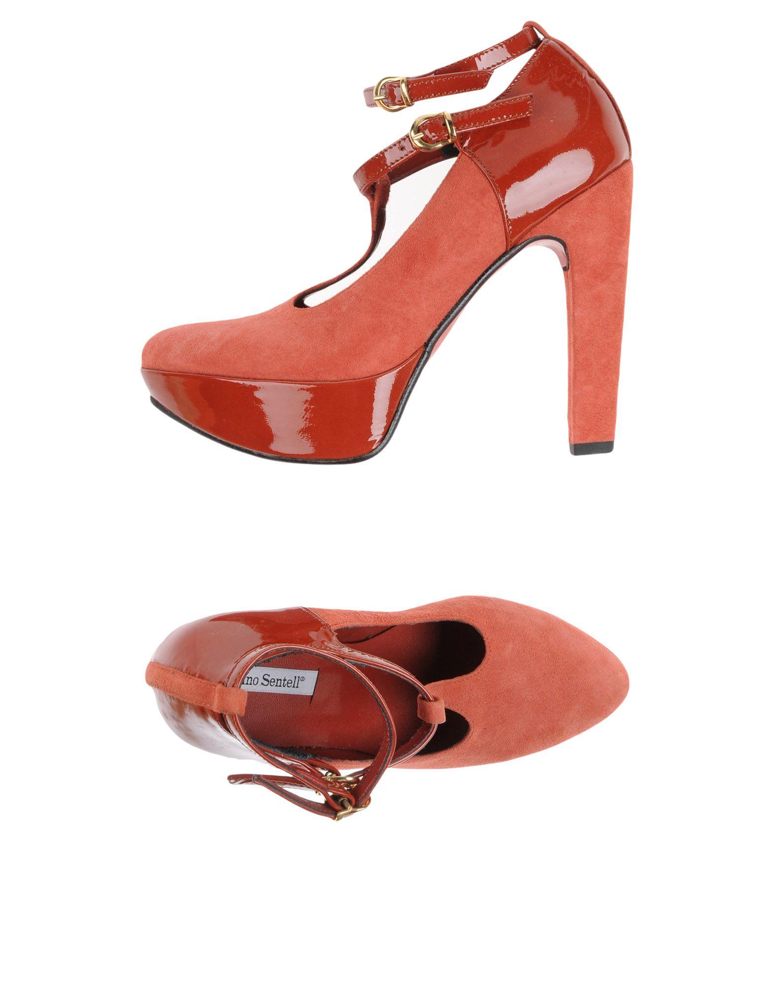 GINO SENTELL® Zapatos de salón mujer wXGUBCzCX5