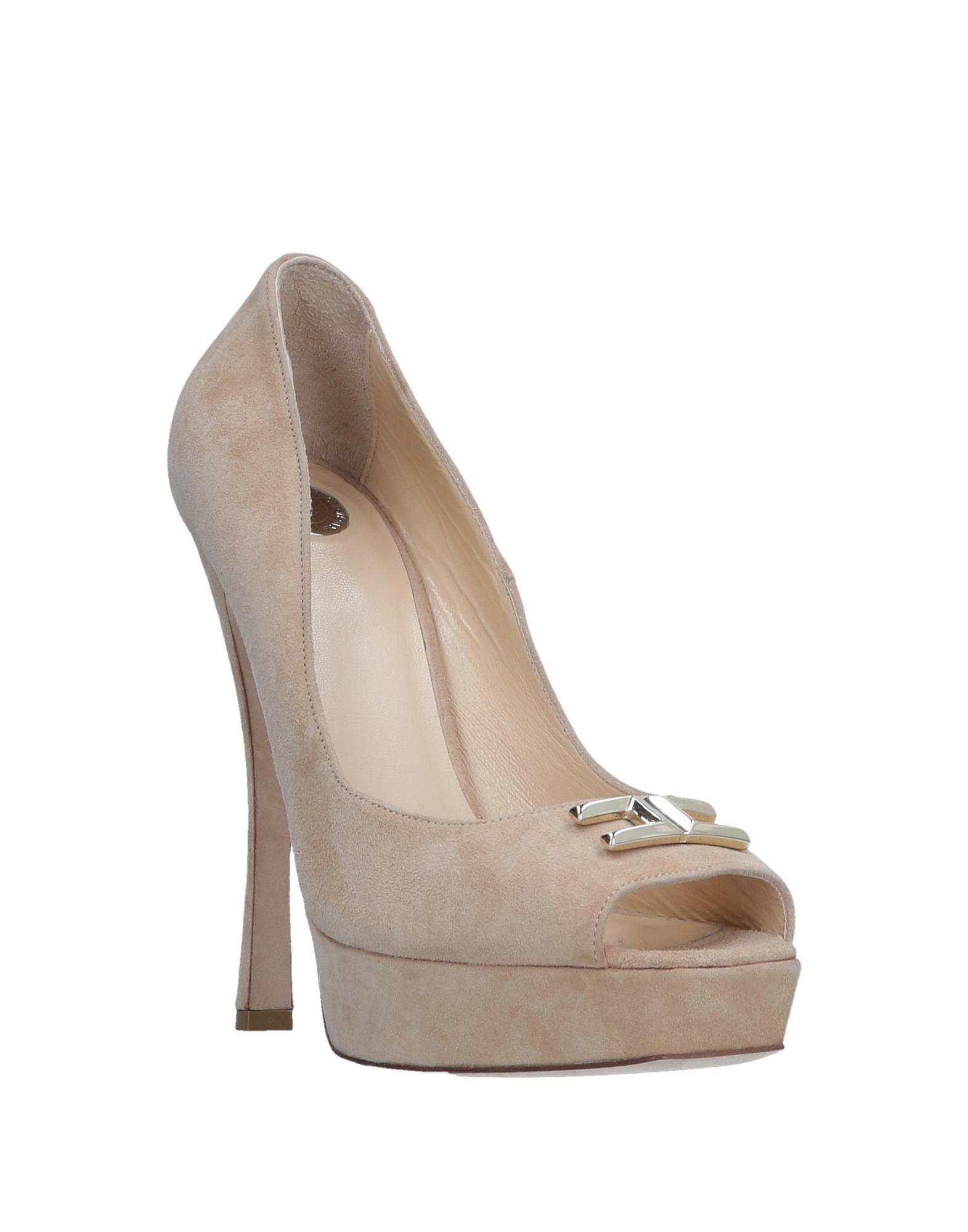 Elisabetta Franchi aussehende Pumps Damen  11251180WOGut aussehende Franchi strapazierfähige Schuhe 99307b