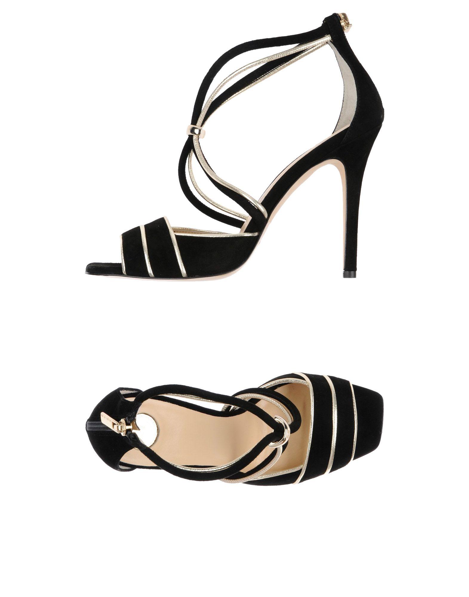 elisabetta franchi sandales - femmes elisabetta franchi les sandales sandales sandales en ligne le royaume - uni - 11251185dr 2edb1c