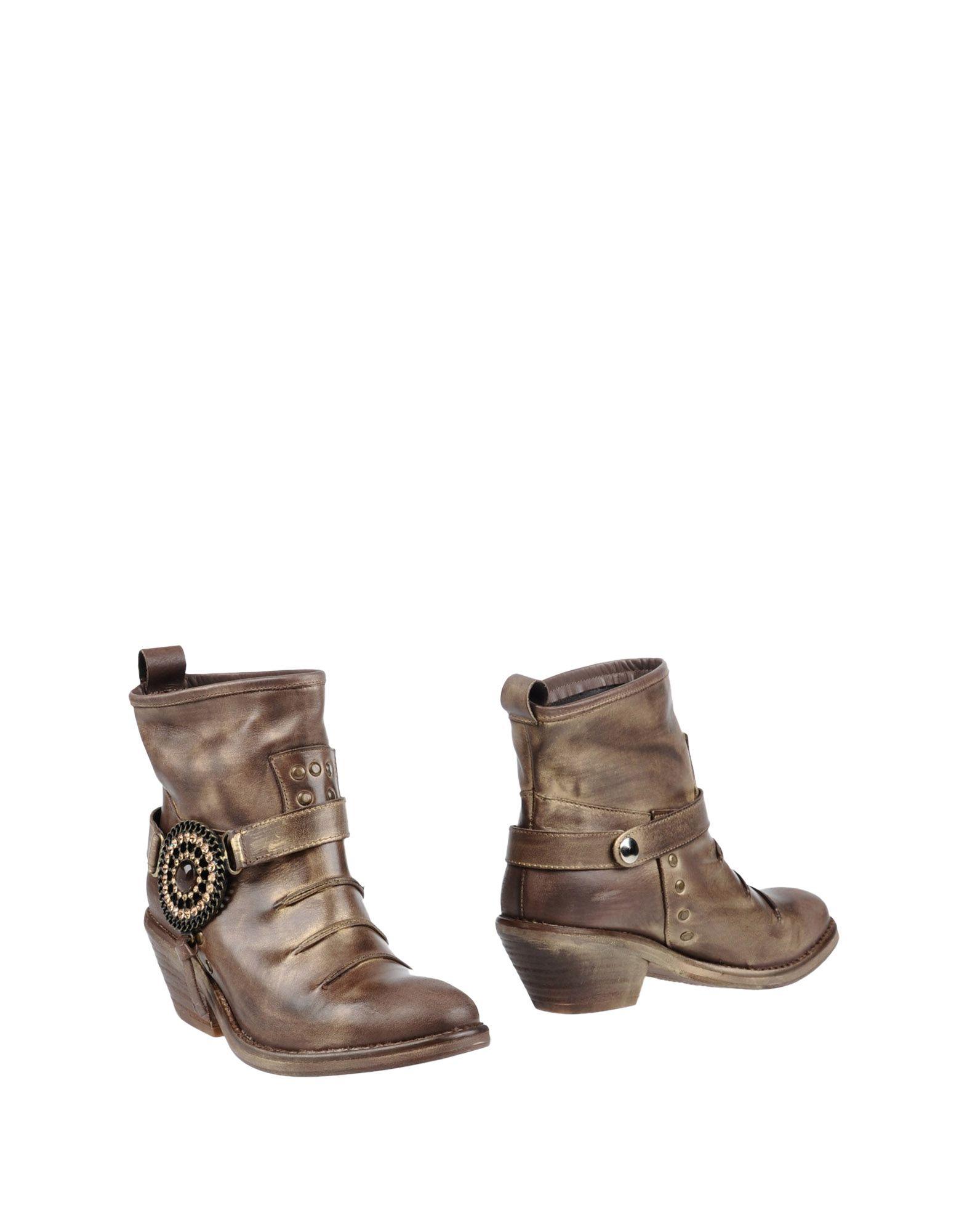 Stilvolle billige Schuhe Roberto Botticelli Stiefelette Damen  11251280OO