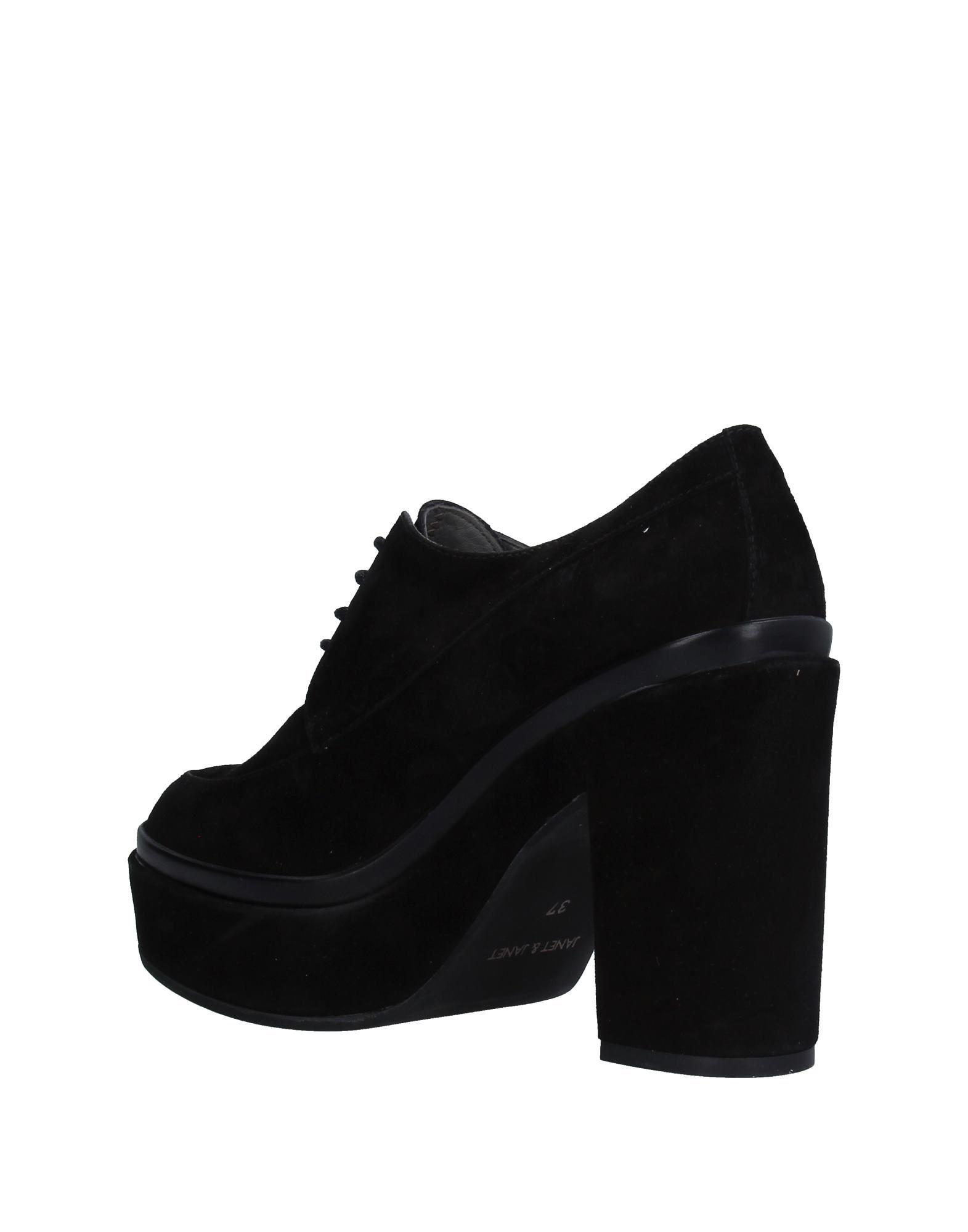 Chaussures À Lacets Janet & Janet Femme - Chaussures À Lacets Janet & Janet sur
