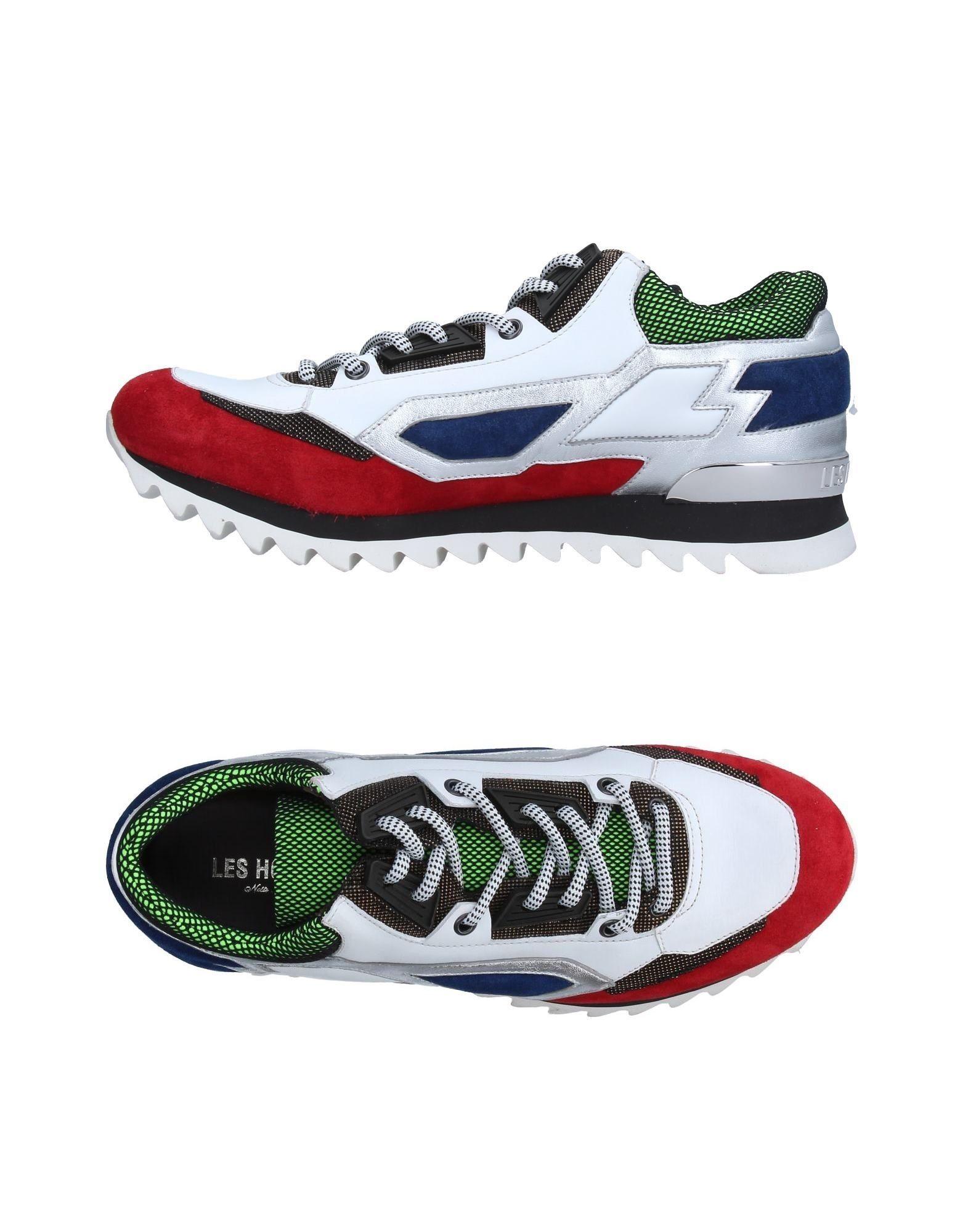Blanco Zapatillas Les Les Les Hommes Hombre - Zapatillas Les Hommes Cómodo y bien parecido 203253