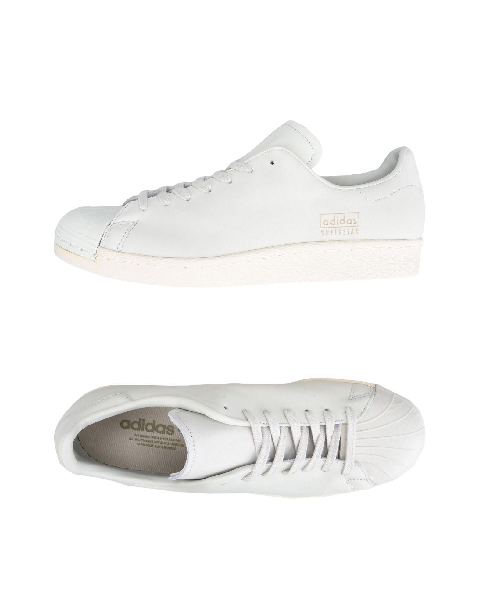 Sneakers Adidas Originals Superstar 80S Clean - Uomo - 11251614VK