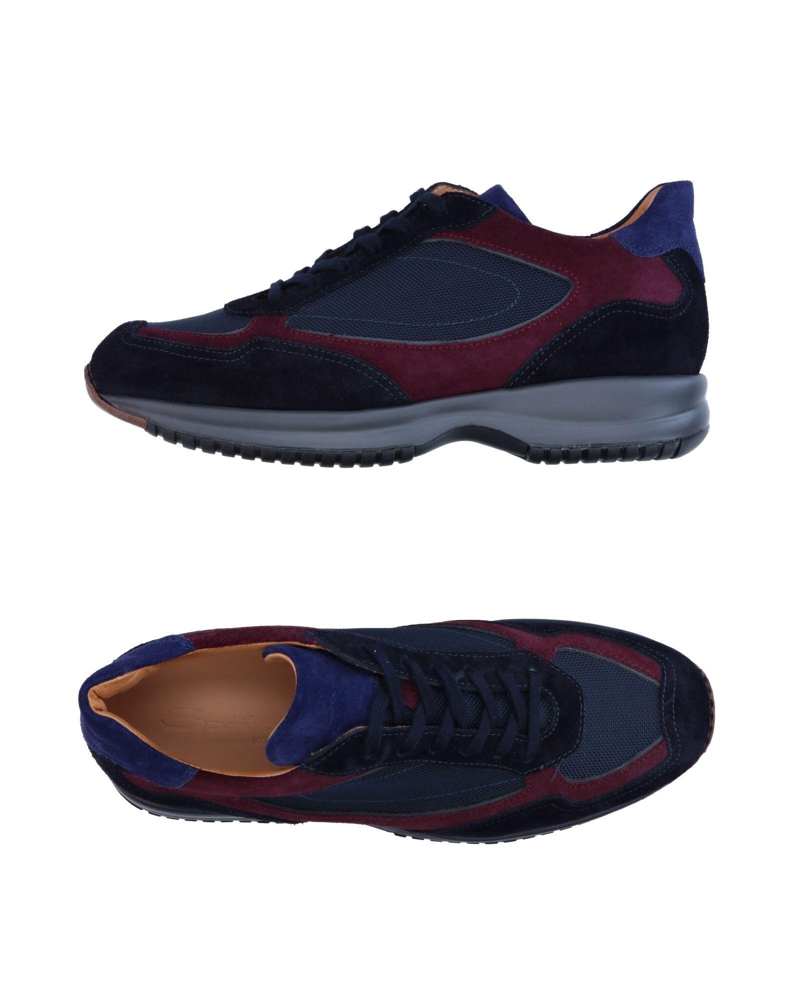 Sneakers Santoni Uomo - 11251714BI Scarpe economiche e buone