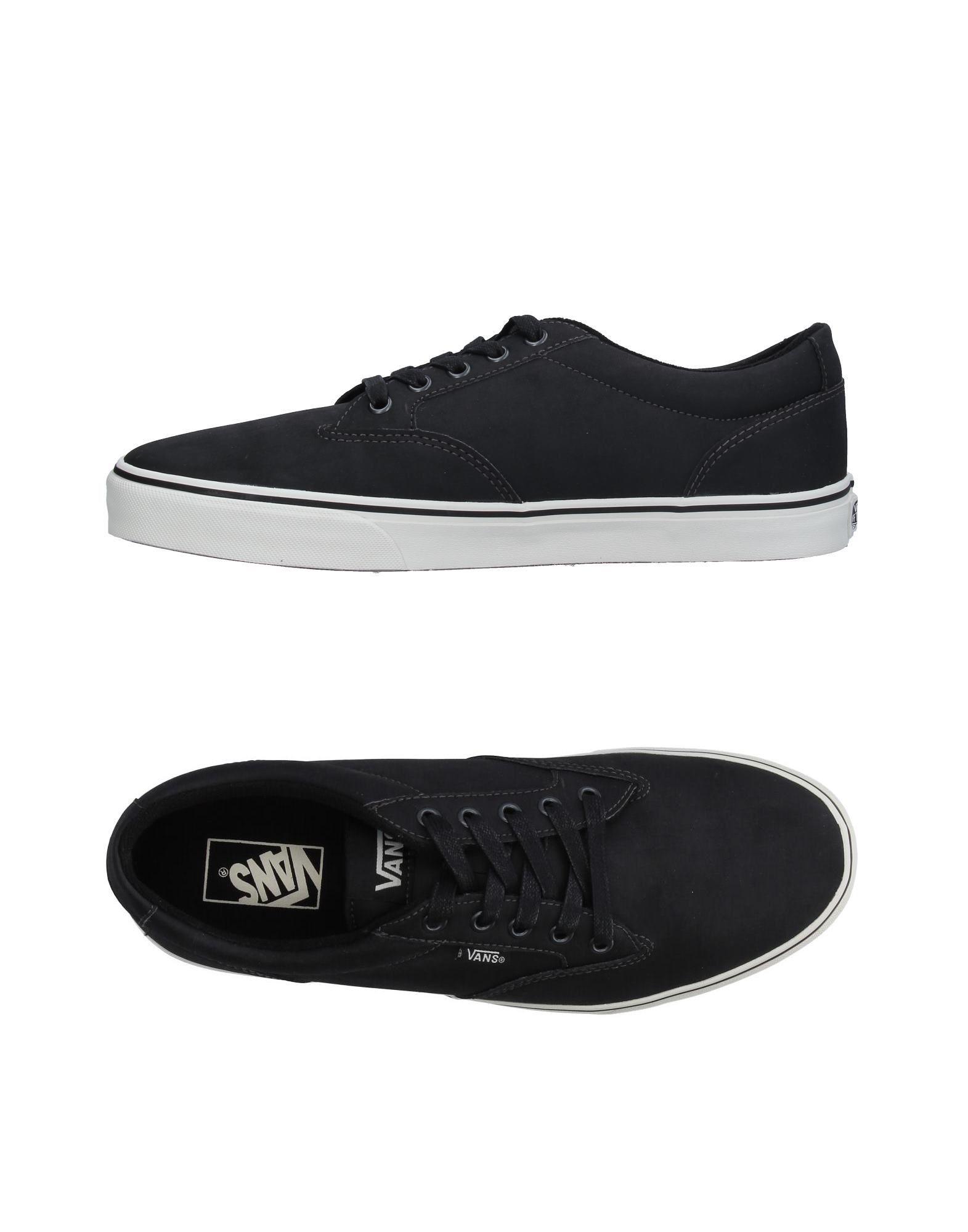 Rabatt echte Schuhe Vans Sneakers Herren  11251808XW