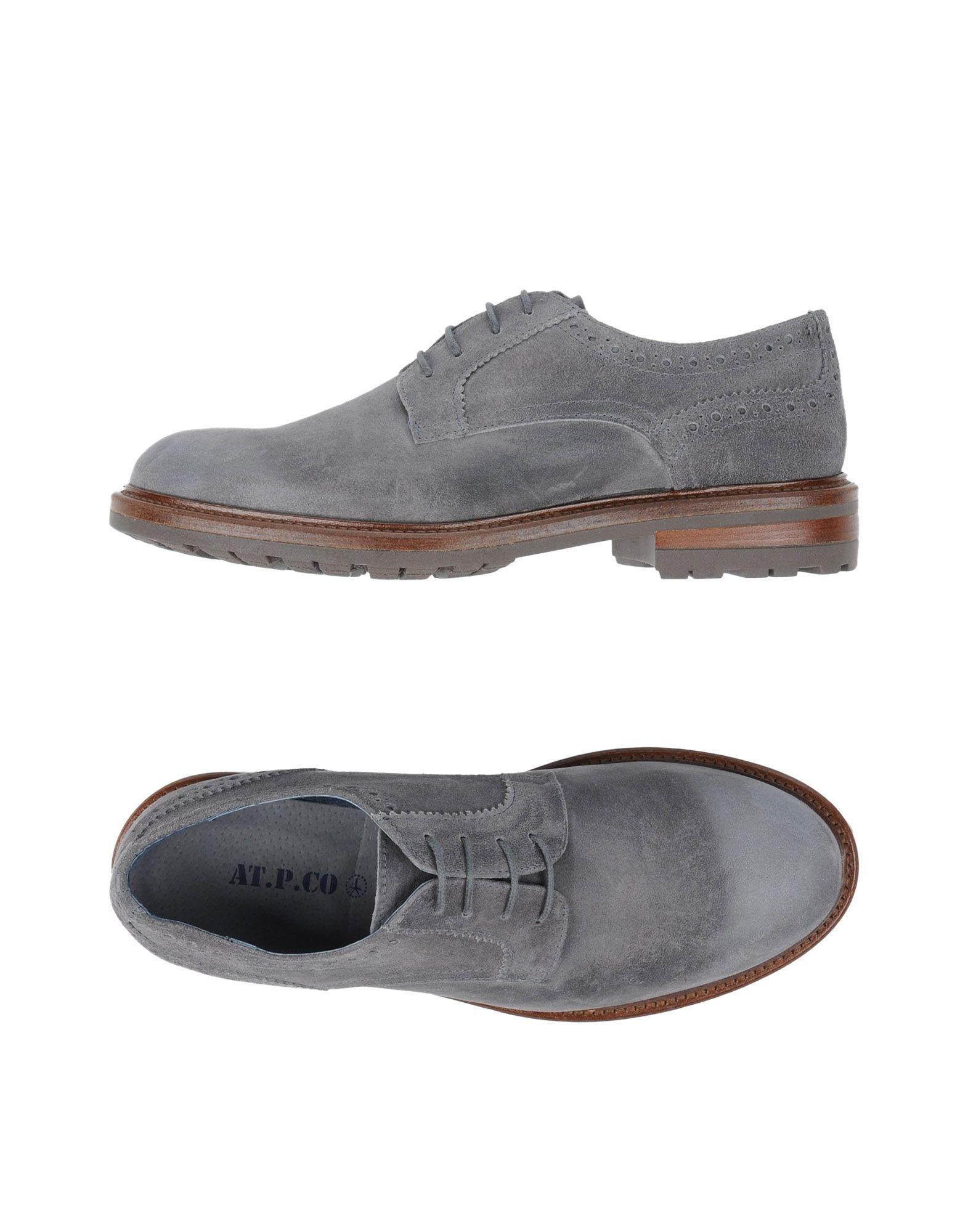 Rabatt echte Schuhe At.P.Co Schnürschuhe Herren  11251874WK