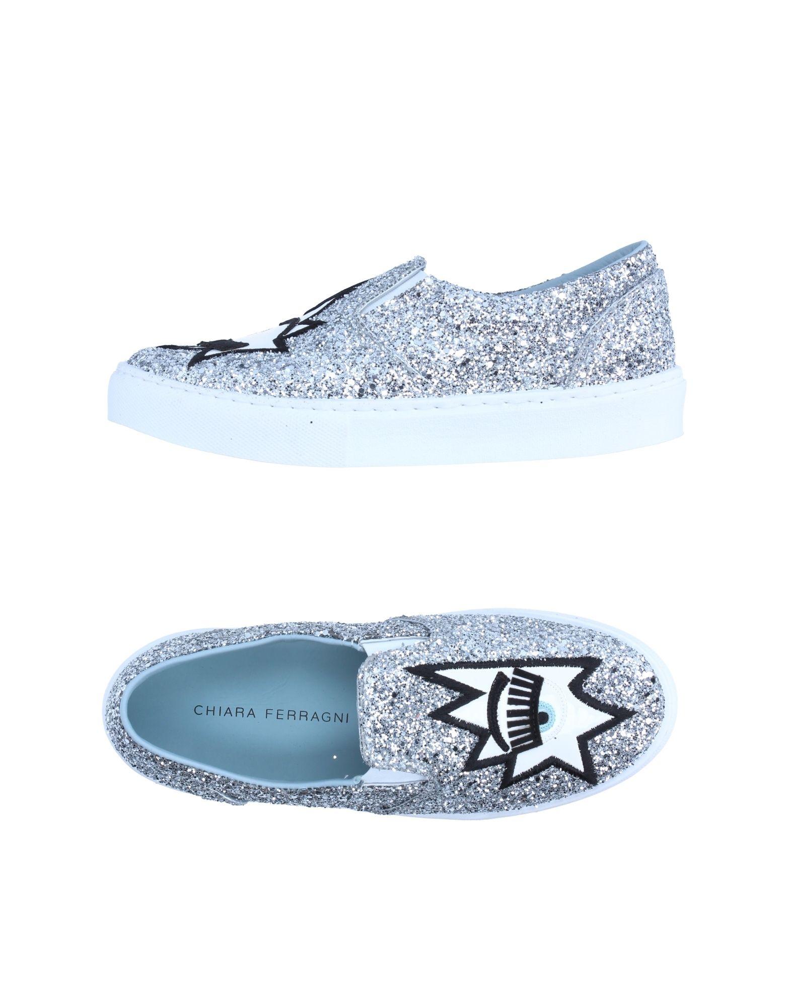 Gut Ferragni um billige Schuhe zu tragenChiara Ferragni Gut Sneakers Damen  11252065UN 002e78