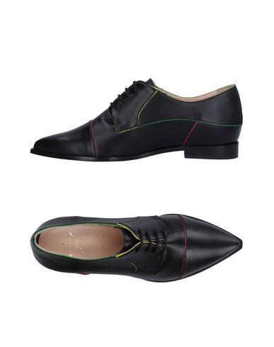 Zapato De Cordones Stella Sofia Mujer - Zapatos De Cordones Stella Sofia - 11252092WA Negro