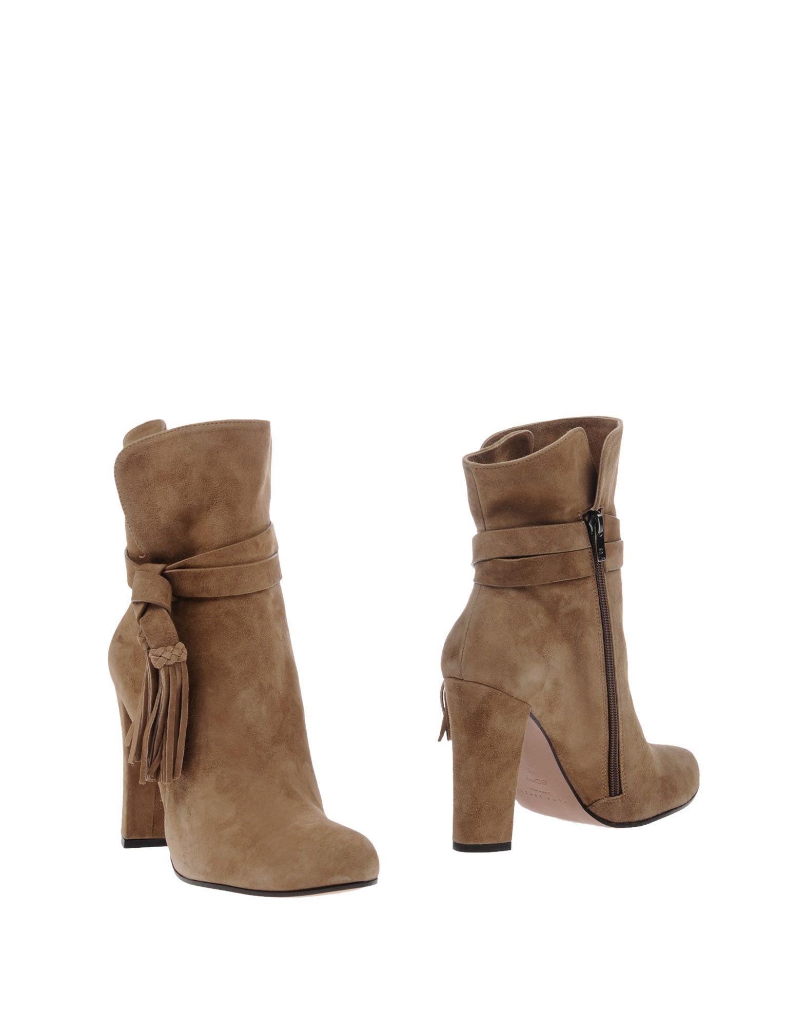 Pura Pura Pura López Stiefelette Damen  11252673JX Neue Schuhe a89b8e