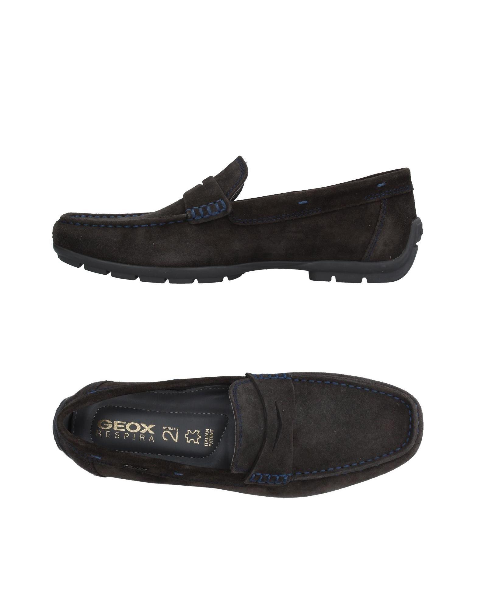 Rabatt echte Schuhe Geox Mokassins Herren  11252851AG