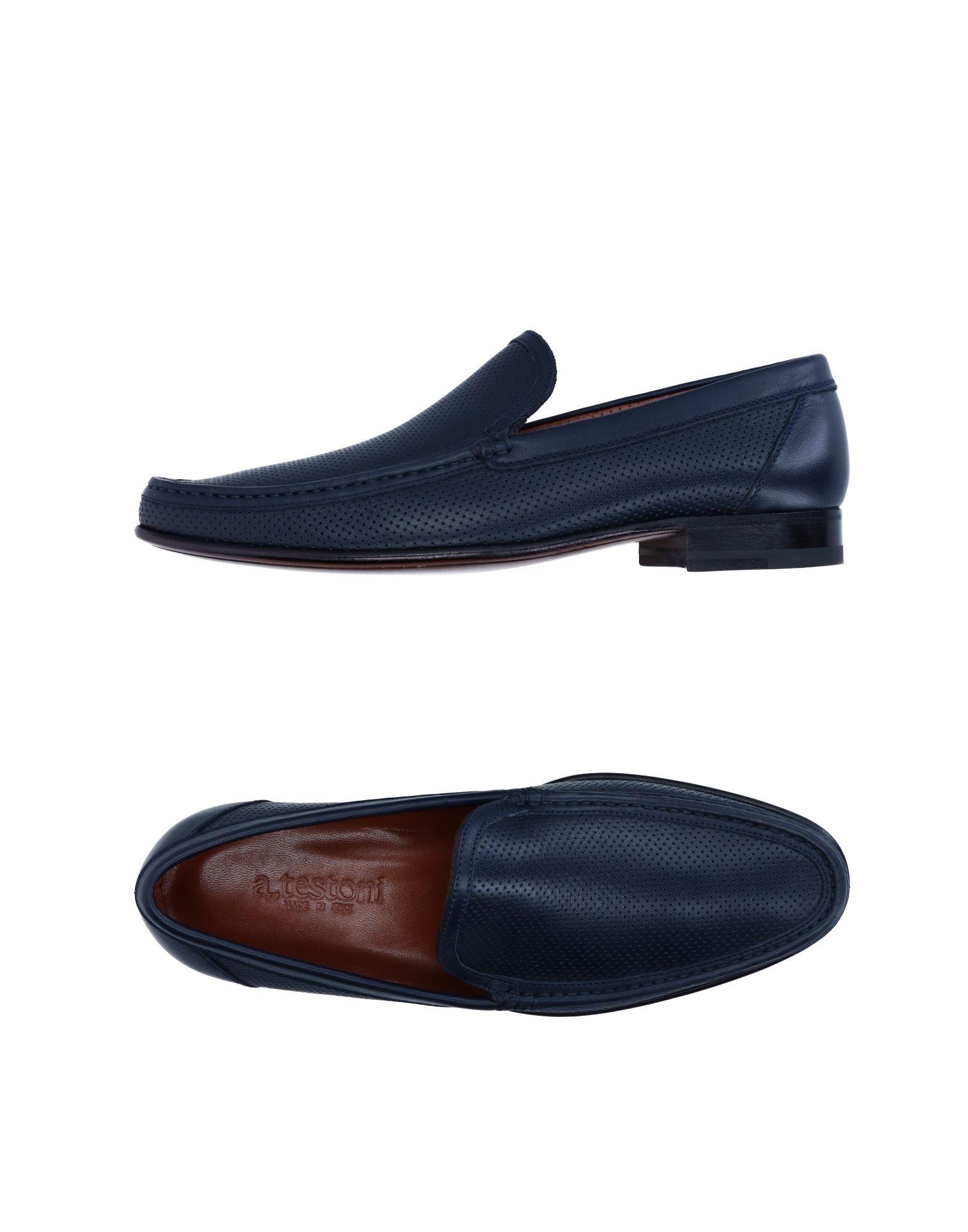 A.Testoni Mokassins Herren Heiße  11252923AC Heiße Herren Schuhe 745d4c