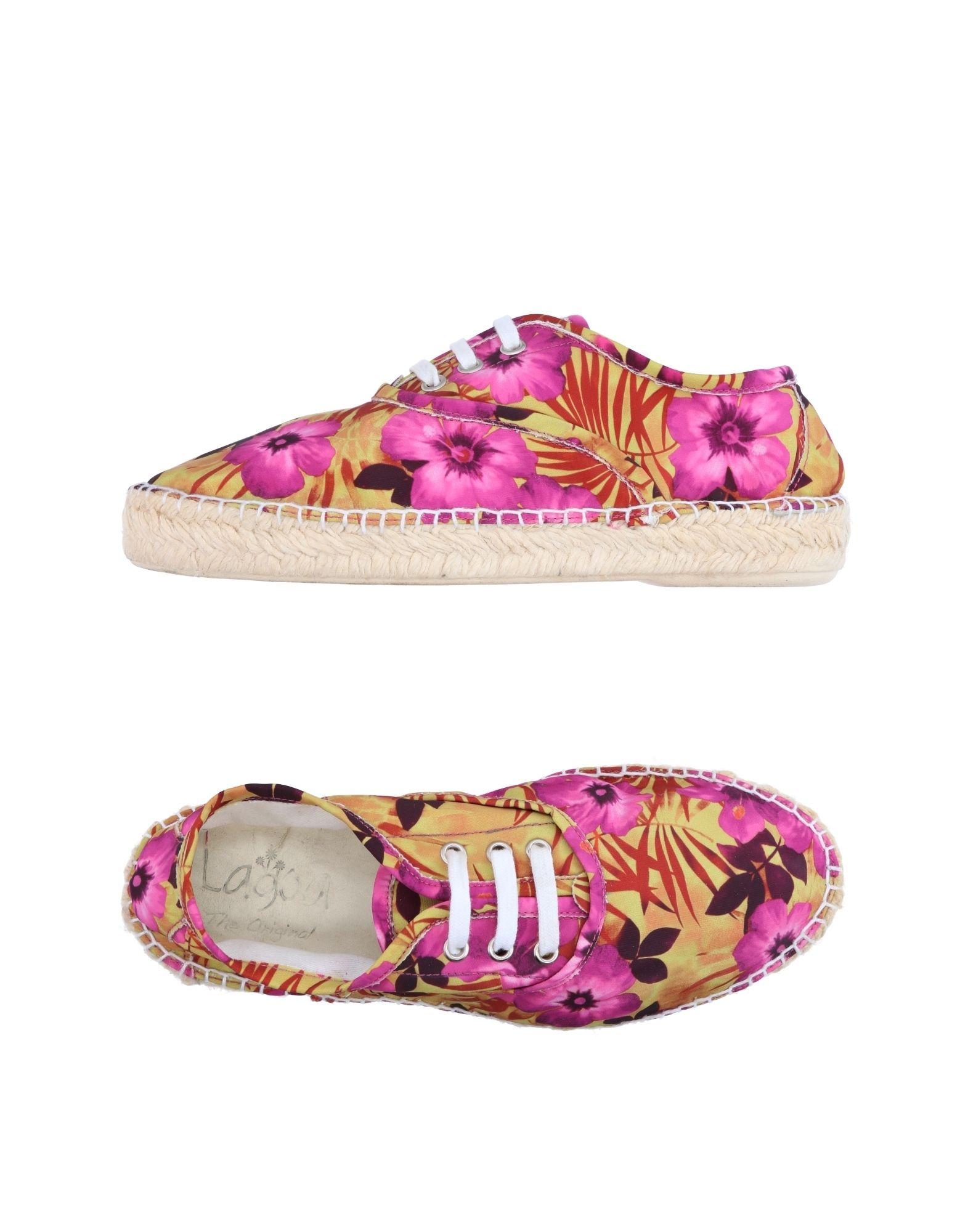 Günstige und modische Schuhe Lagoa Sneakers Damen  11253177XR