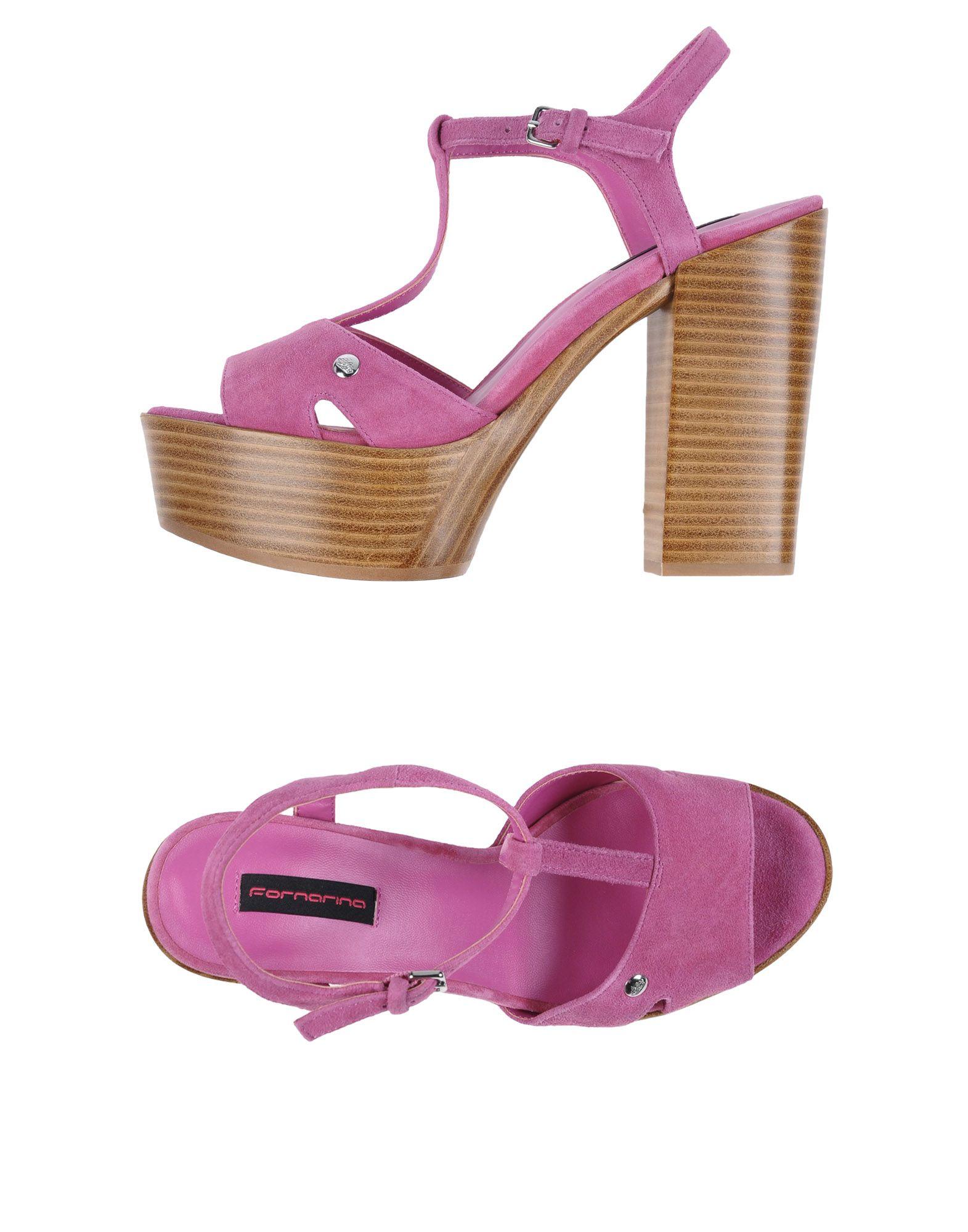 Fornarina Sandalen Heiße Damen  11253201AA Heiße Sandalen Schuhe 8f3fcb