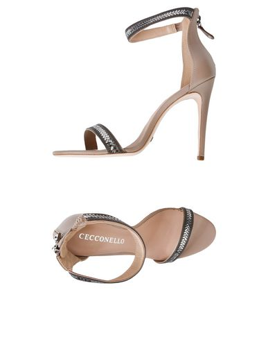 Descuento de la marca Sandalia Cecconello - Mujer - Sandalias Cecconello - Cecconello 11253214OI Gris rosado 43203e