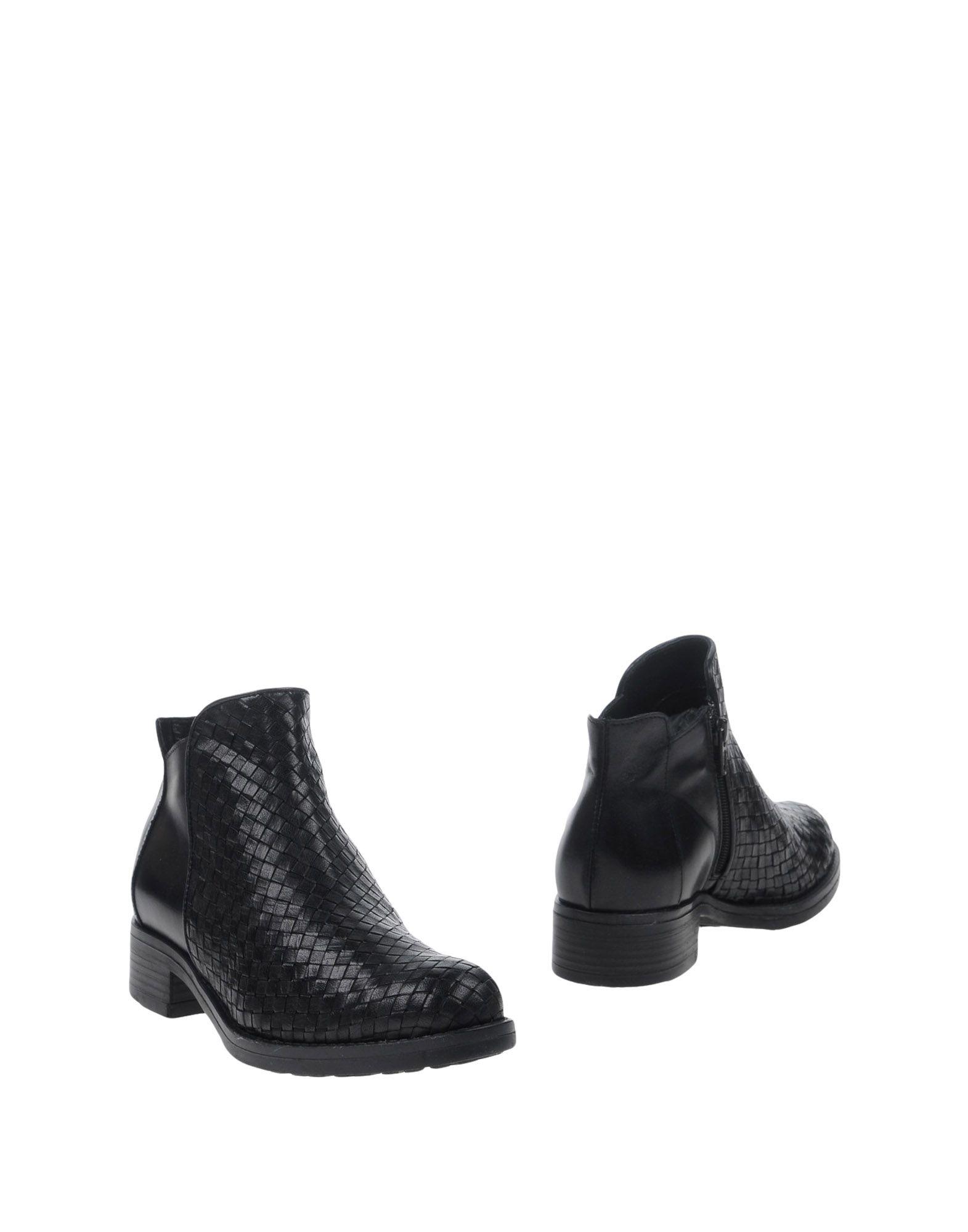 Donna Qualität Più Stiefelette Damen  11253246DJ Gute Qualität Donna beliebte Schuhe eb8775