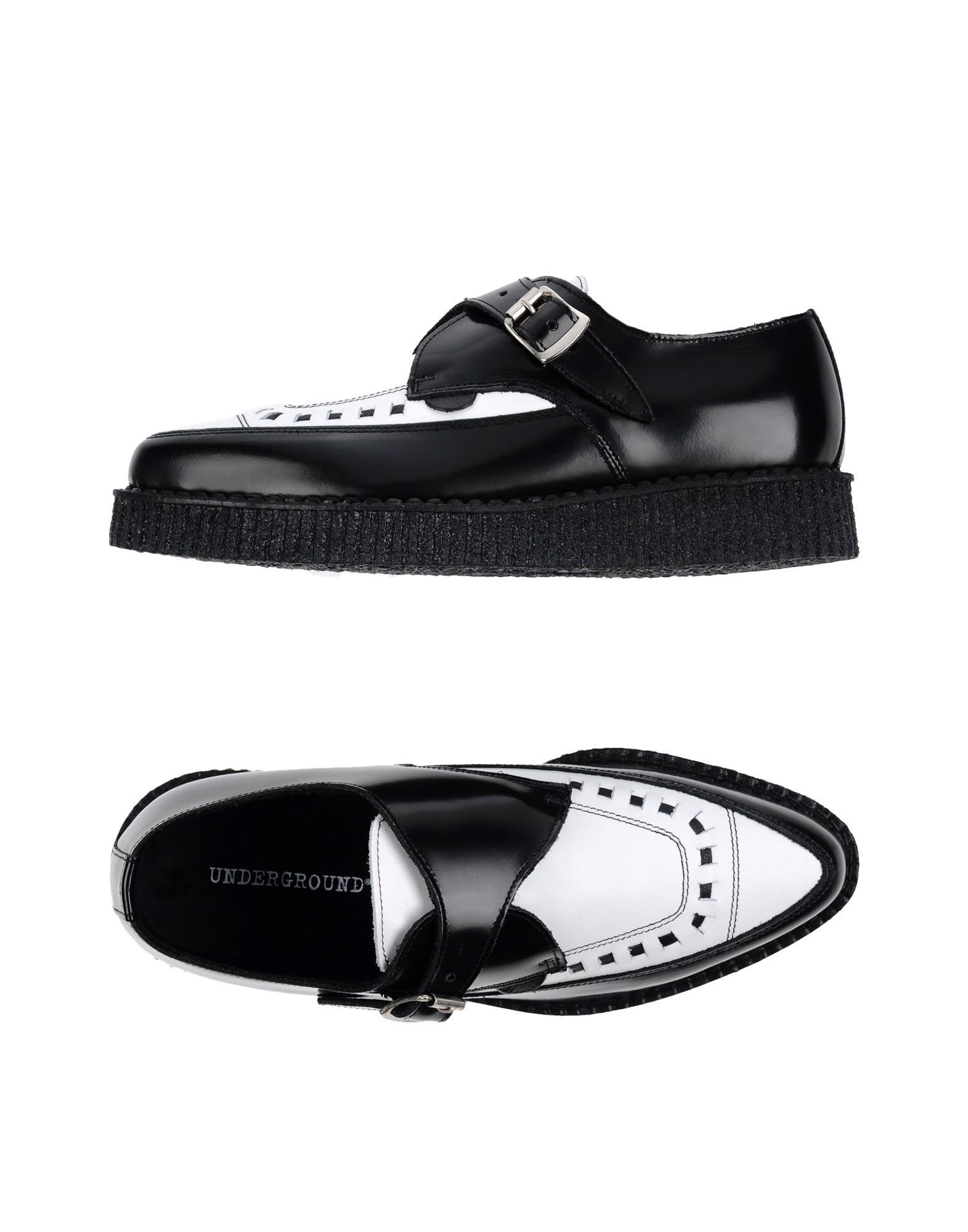 Underground Loafers  - Women Underground Loafers online on  Loafers Australia - 11253334WN a434d3
