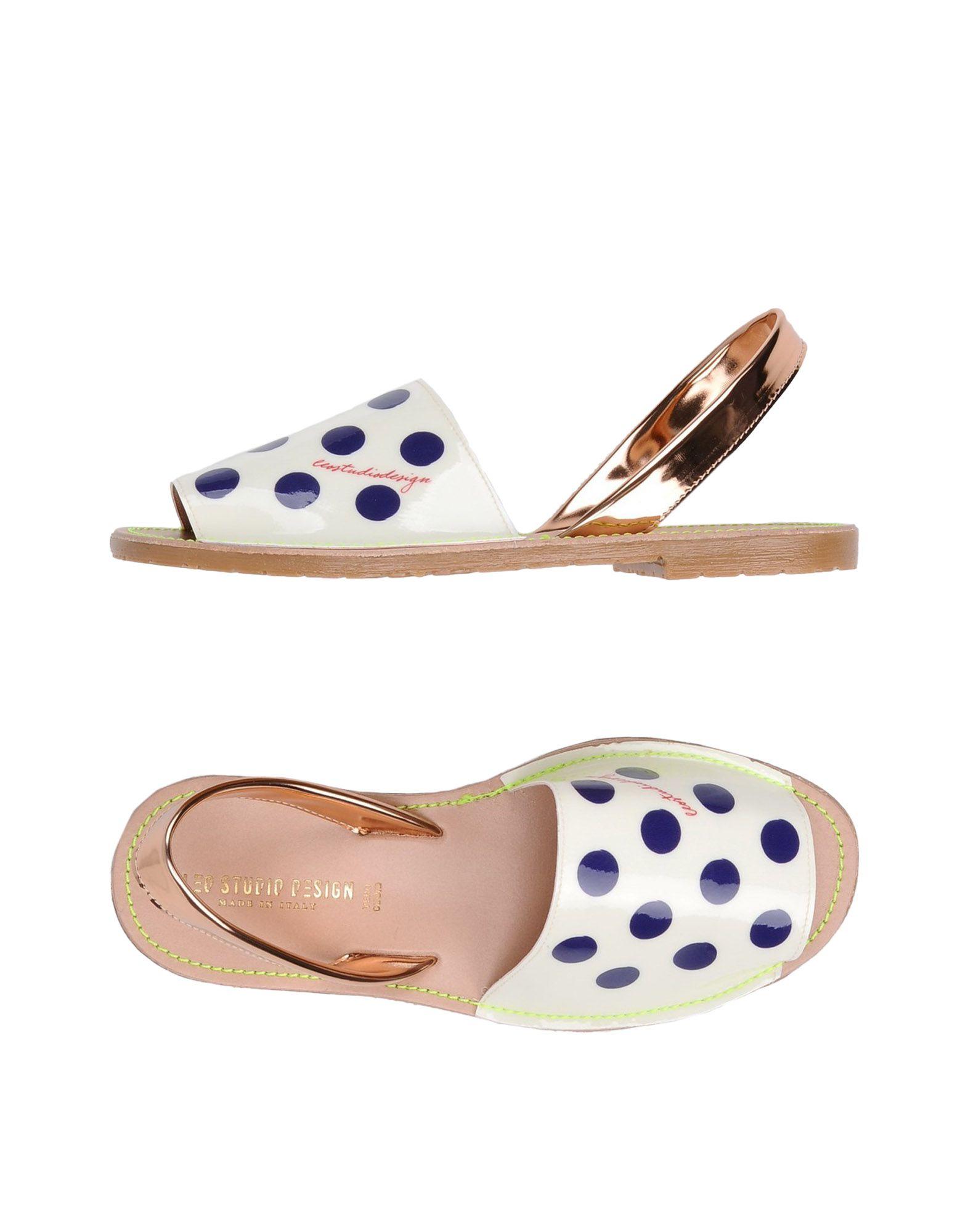 Leo Studio Design Sandalen Damen  11253415LK Gute Qualität beliebte Schuhe