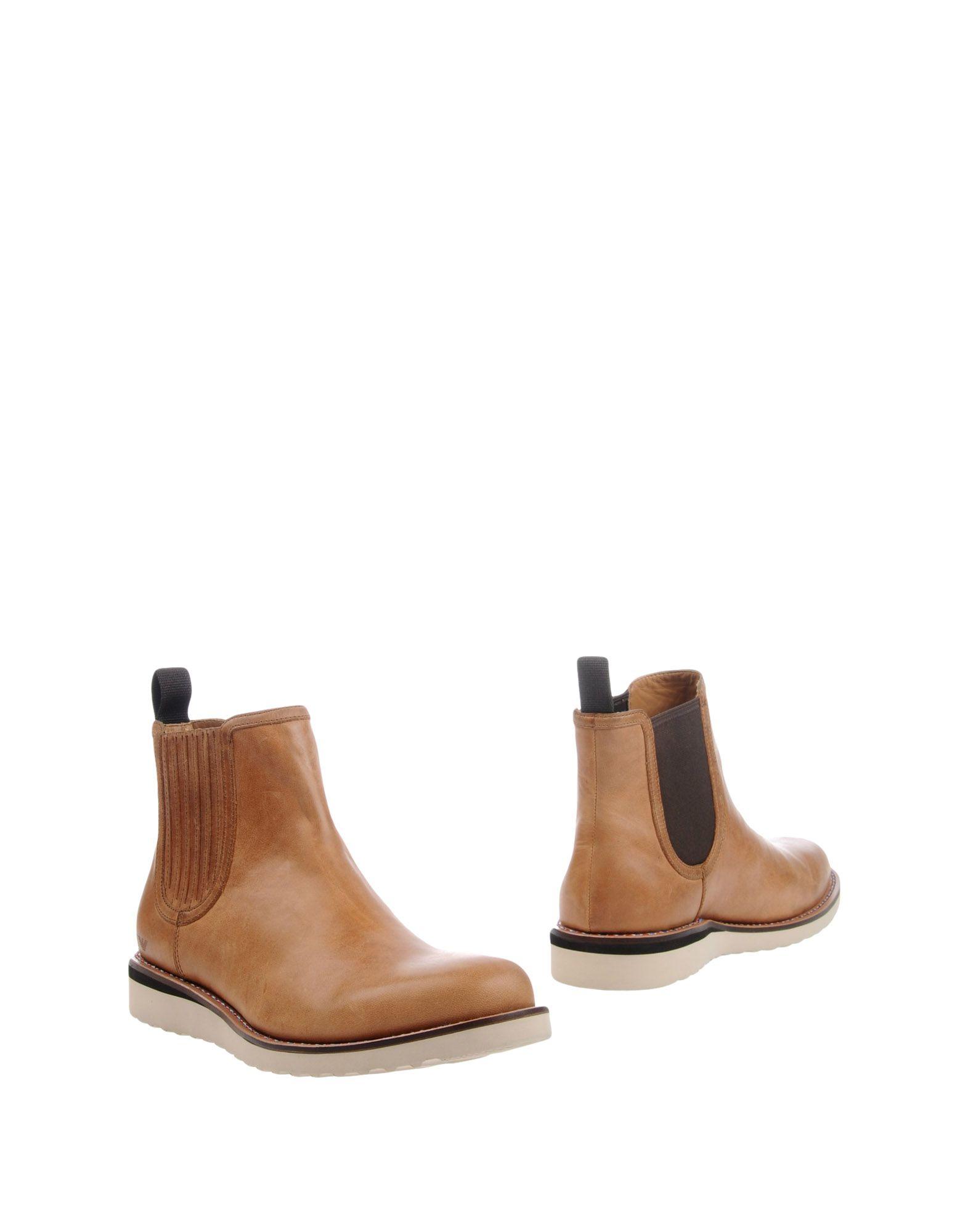 Armani Jeans Stiefelette Herren  Neue 11253416JW Neue  Schuhe 4fed36