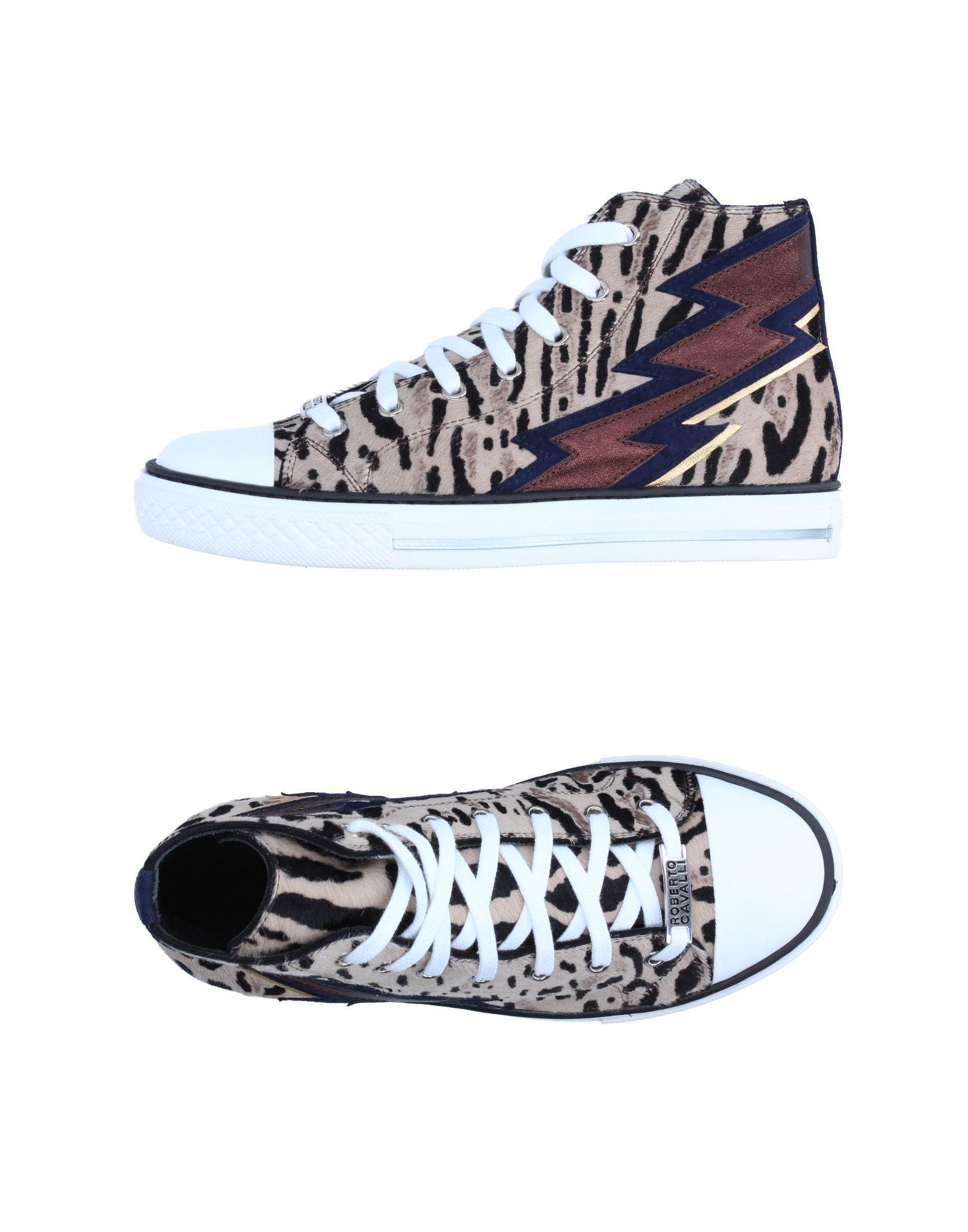 Rabatt Schuhe Roberto Cavalli Sneakers Damen  11253451EW