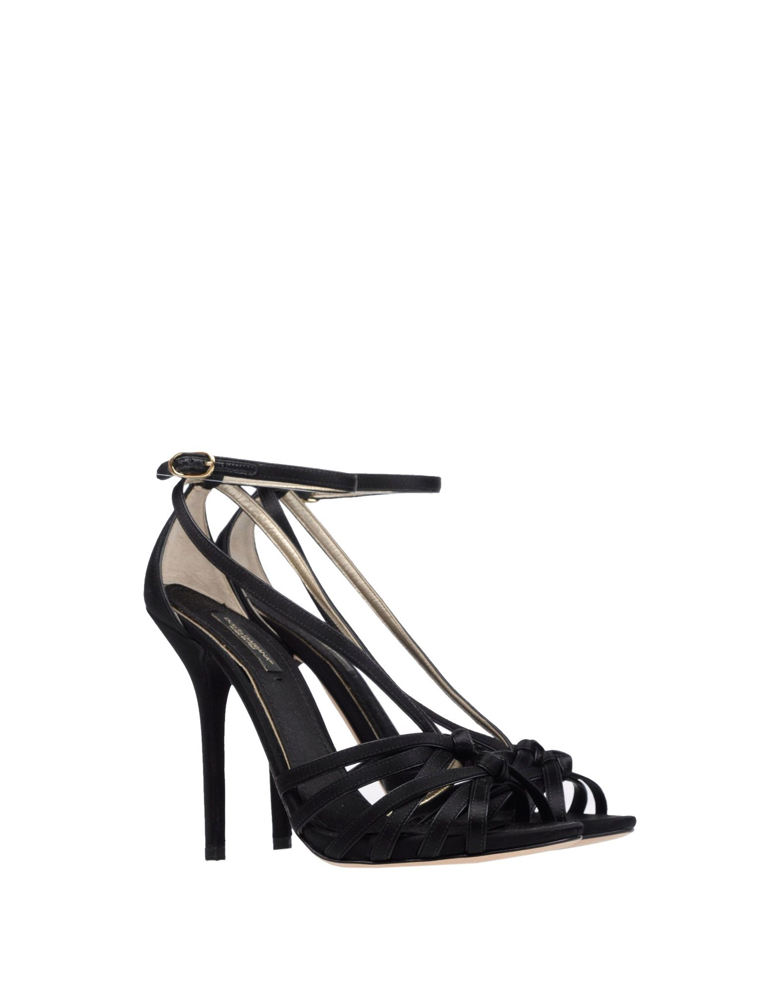 Sandales Dolce & Gabbana Femme - Sandales Dolce & Gabbana sur