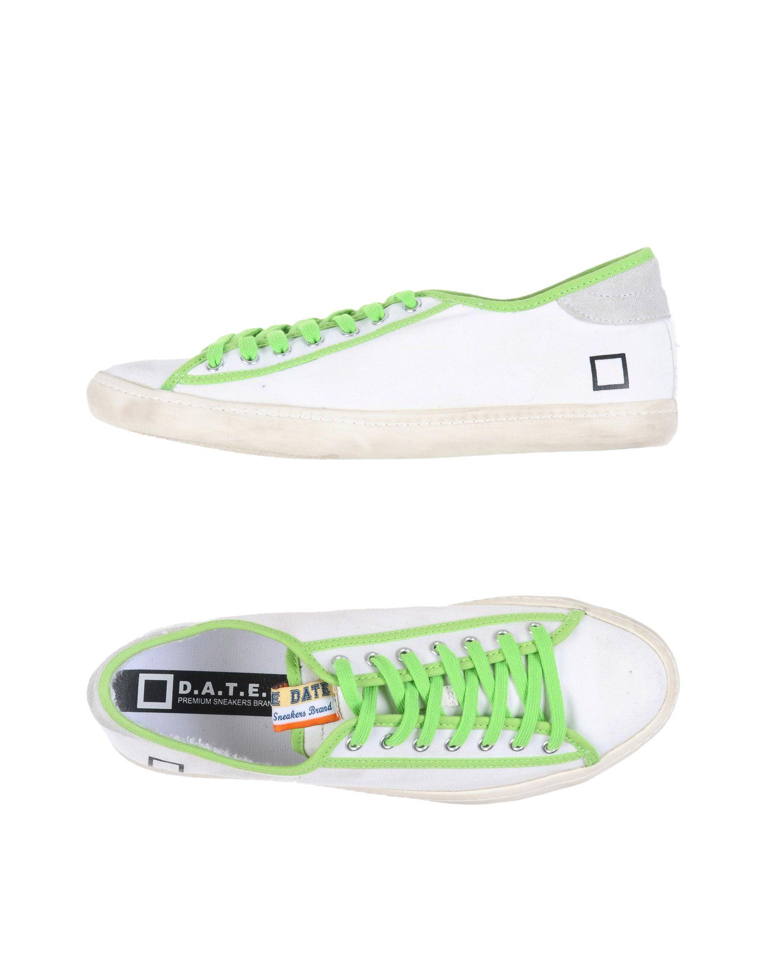 Rabatt echte Schuhe D.A.T.E. Sneakers Herren  11253876PM