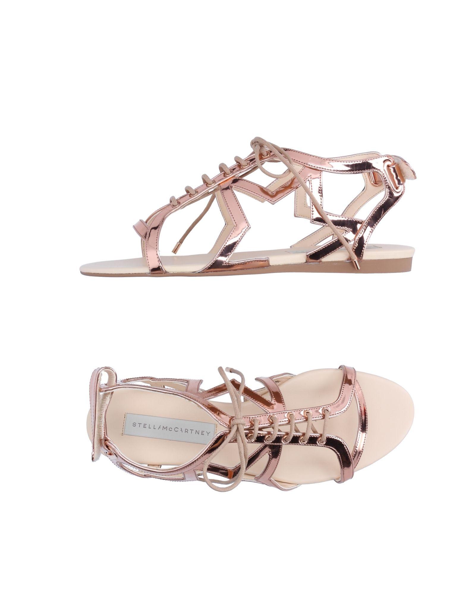 Rabatt Schuhe Stella Mccartney Sandalen Damen  11253917VB