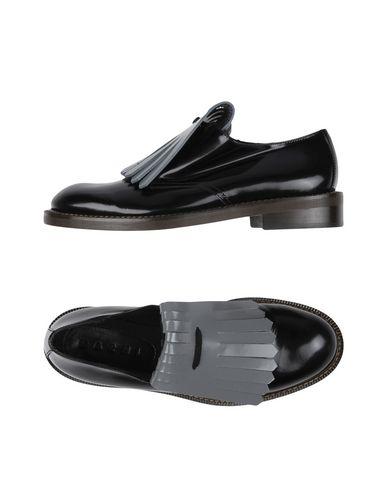 Zapato De Cordones Cordones De Marni Mujer - Zapatos De Cordones Marni - 11253980SC Negro 76c262