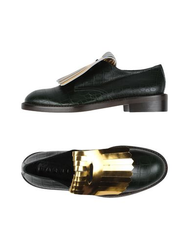 Marni Leathers LACE-UP SHOES