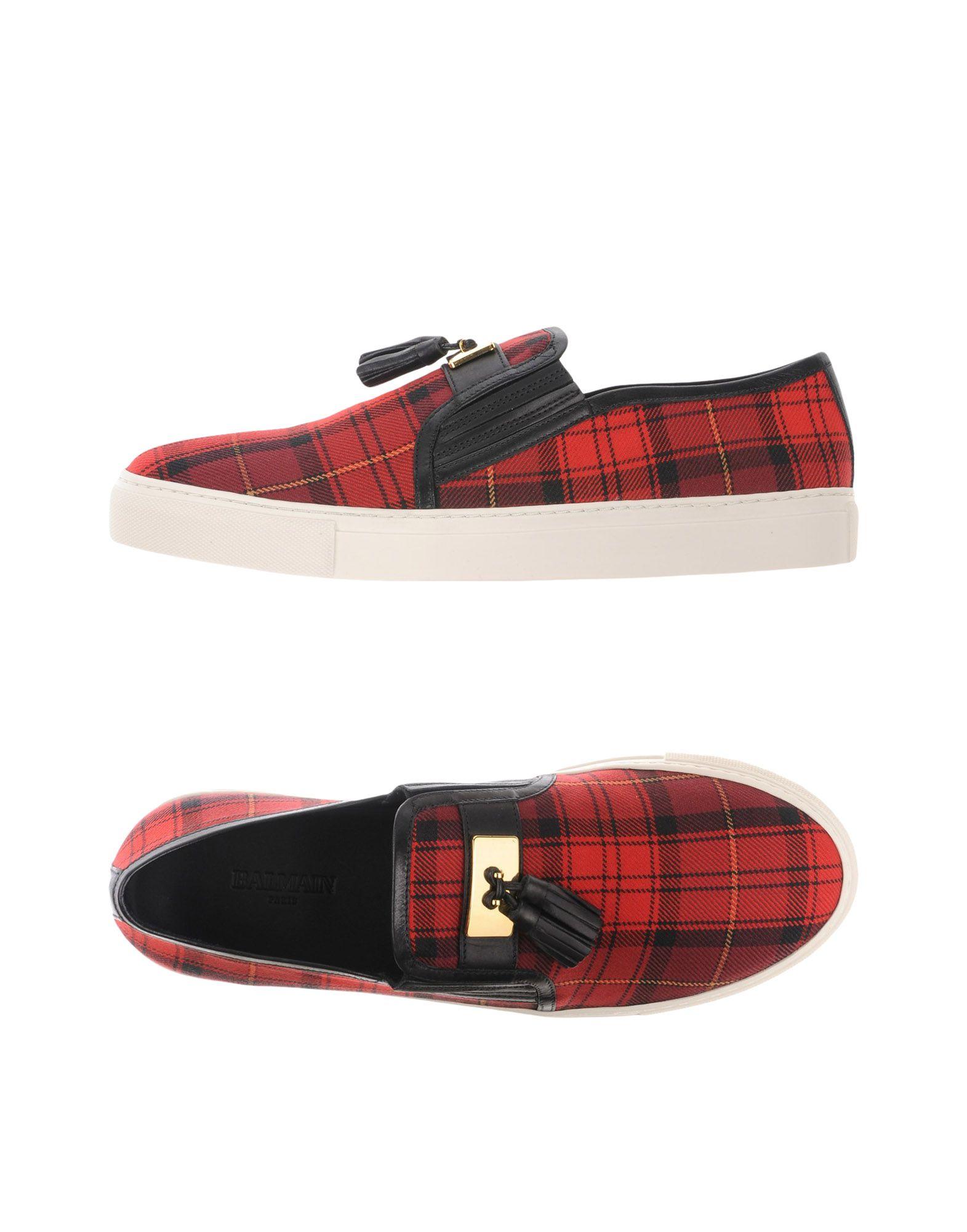 Balmain Sneakers Herren  11254086NW Gute Qualität beliebte Schuhe