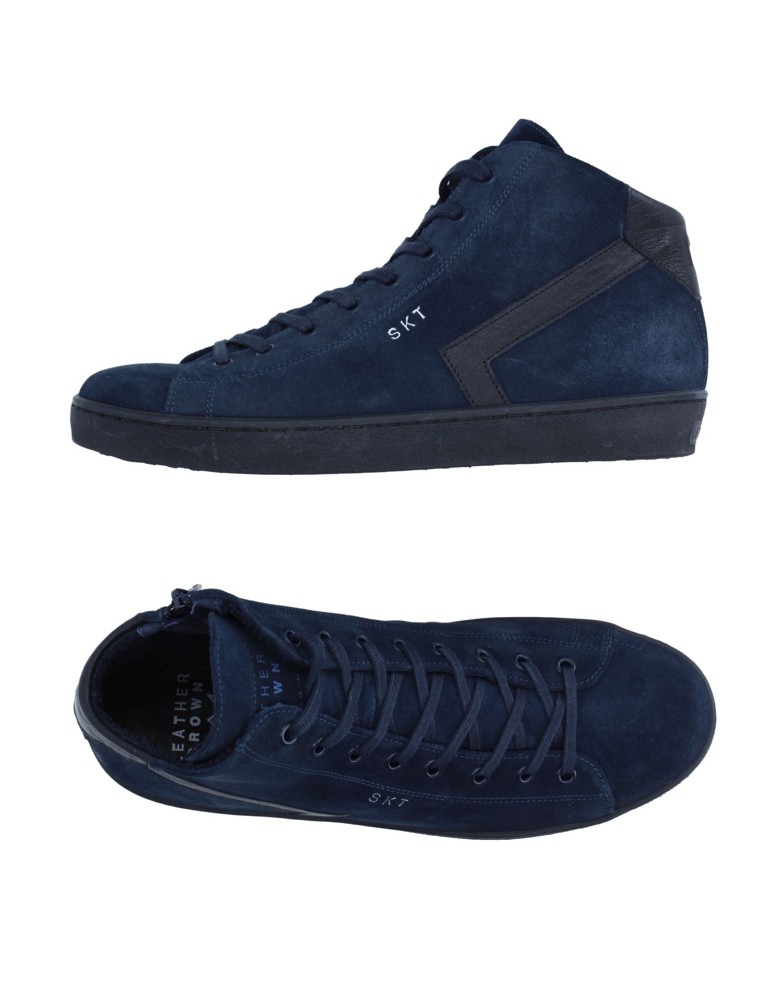 Sneakers Leather Crown Uomo - 11254095VV